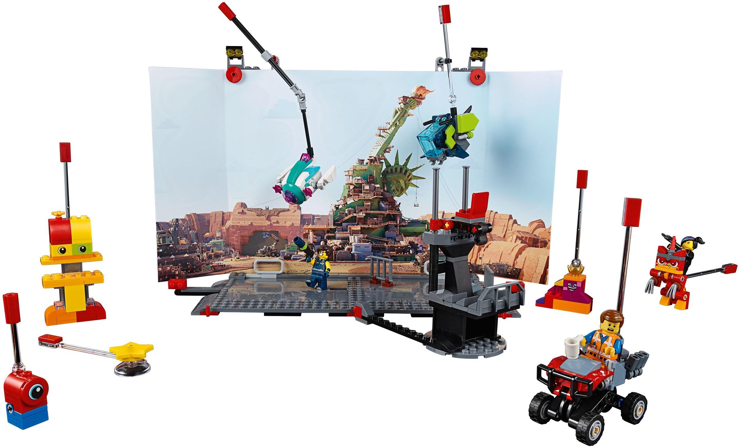 Lego 50 New Blue Plates 2 x 2 Dot Pieces Parts