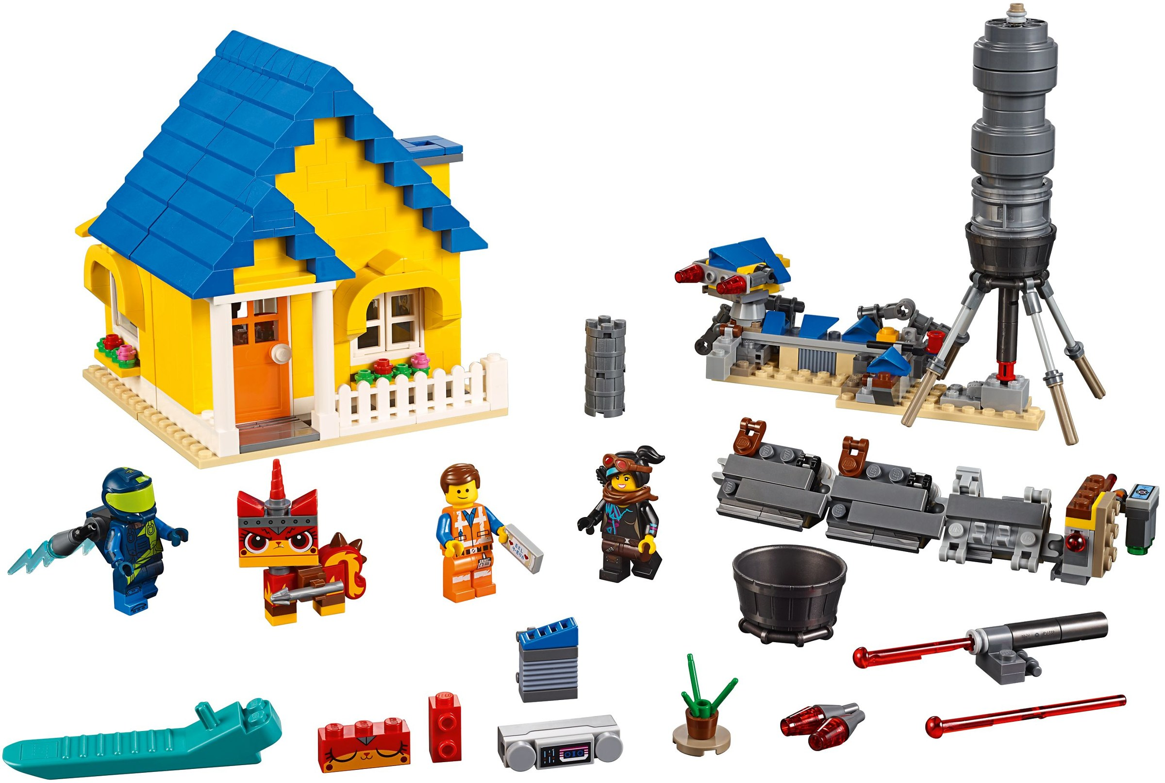 Many More The Lego Movie 2 The Second Part Sets Unveiled Brickset Lego Set Guide And Database
