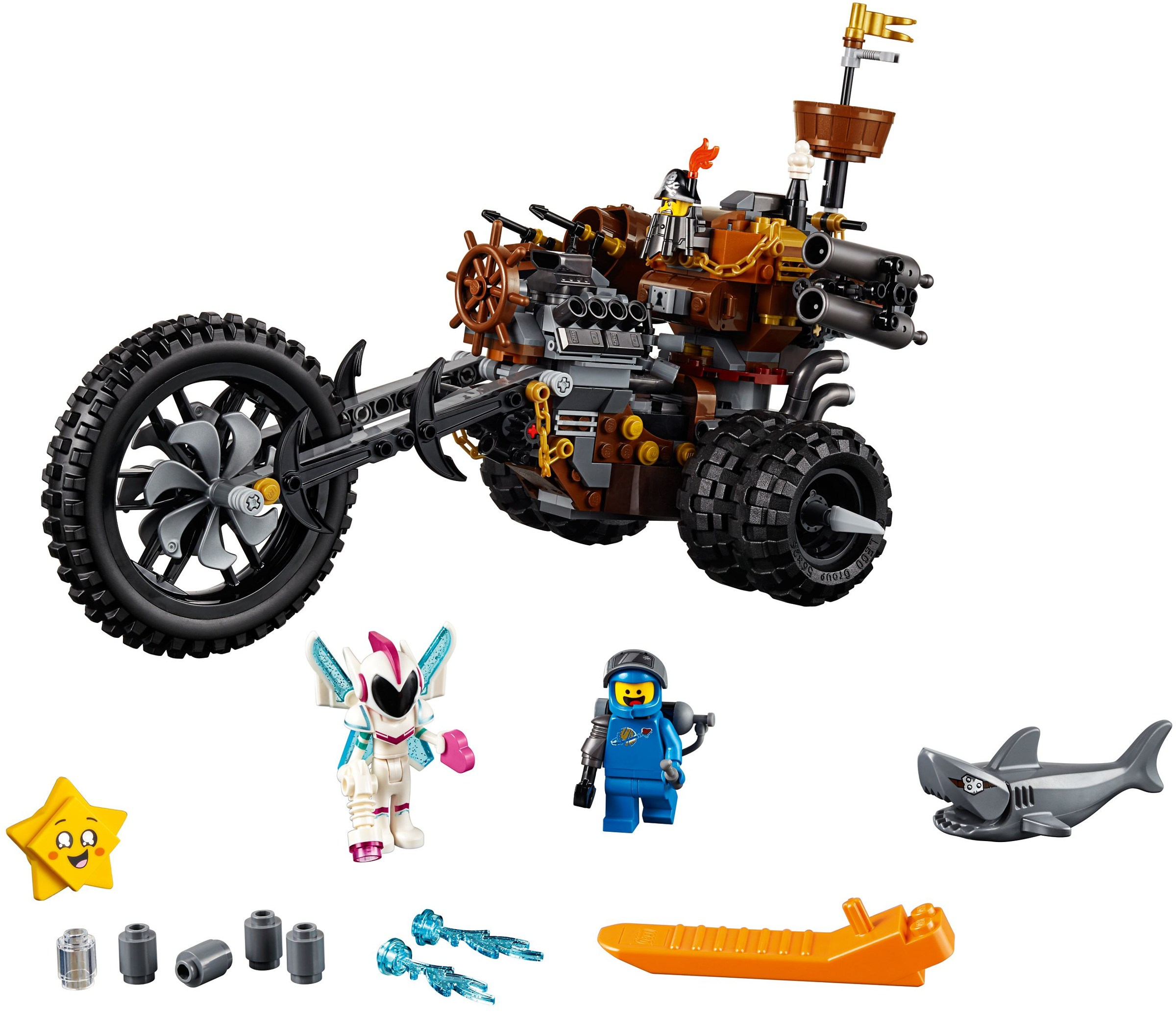 The Lego Movie 2 The Second Part 2019 Brickset Lego Set Guide
