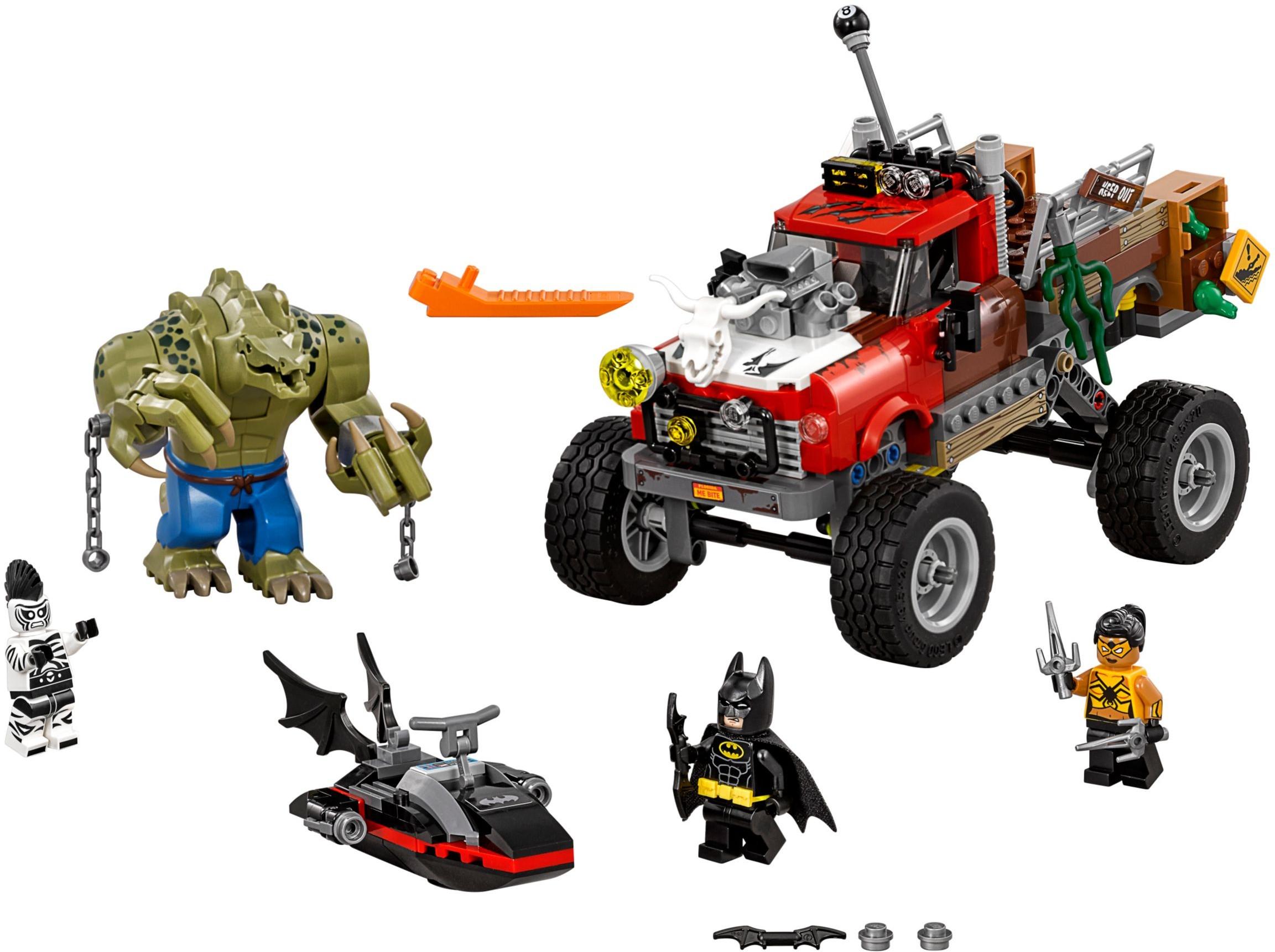 NEU 2017 EXCLUSIVE THE LEGO® BATMAN MOVIE Joker aus 70912 Arkham Asylum