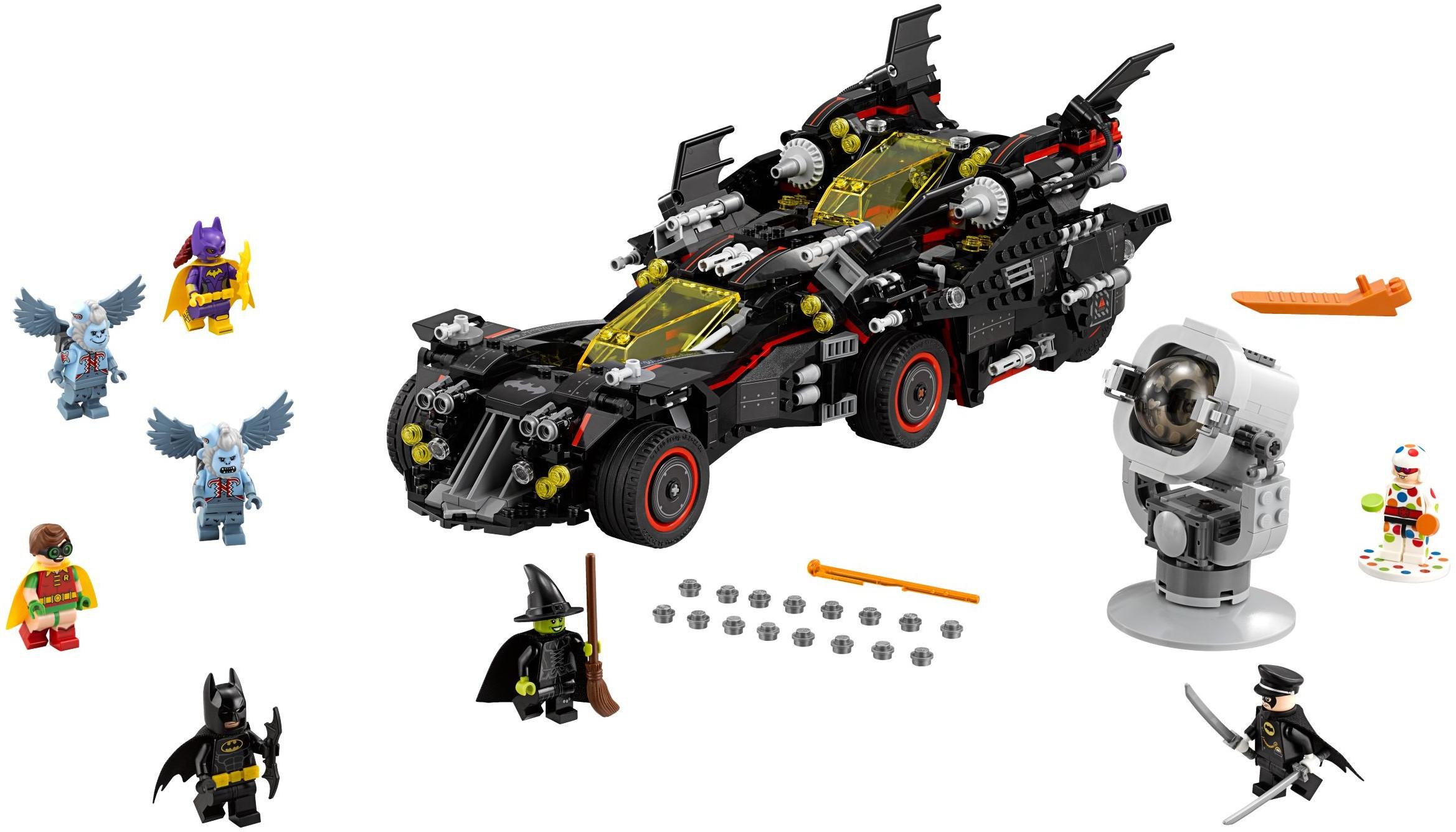 The Ultimate Batmobile Revealed Brickset LEGO Set Guide - Brand new batmobile revealed awesome