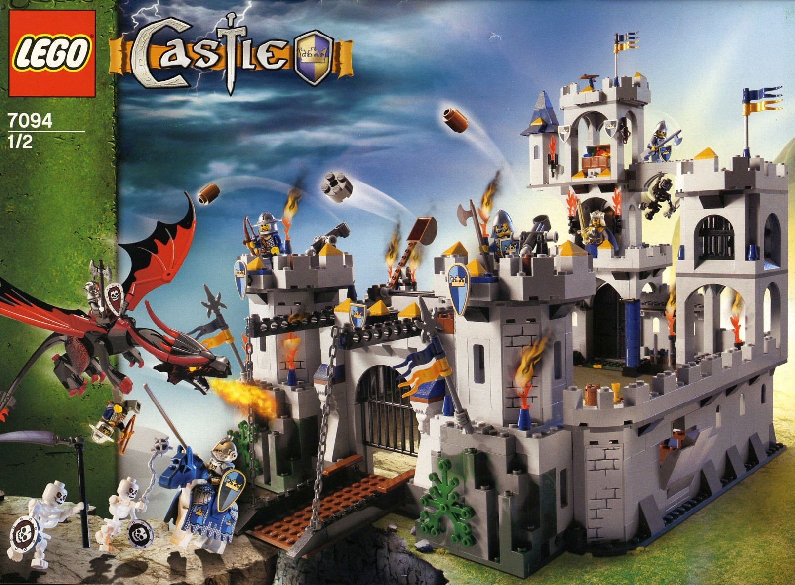 Tagged Crown Knights Brickset Lego Set Guide And Database