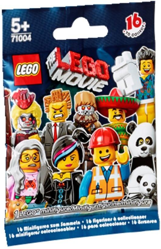 New Lego Movie Minifigures 71004 Wild West Wyldstyle