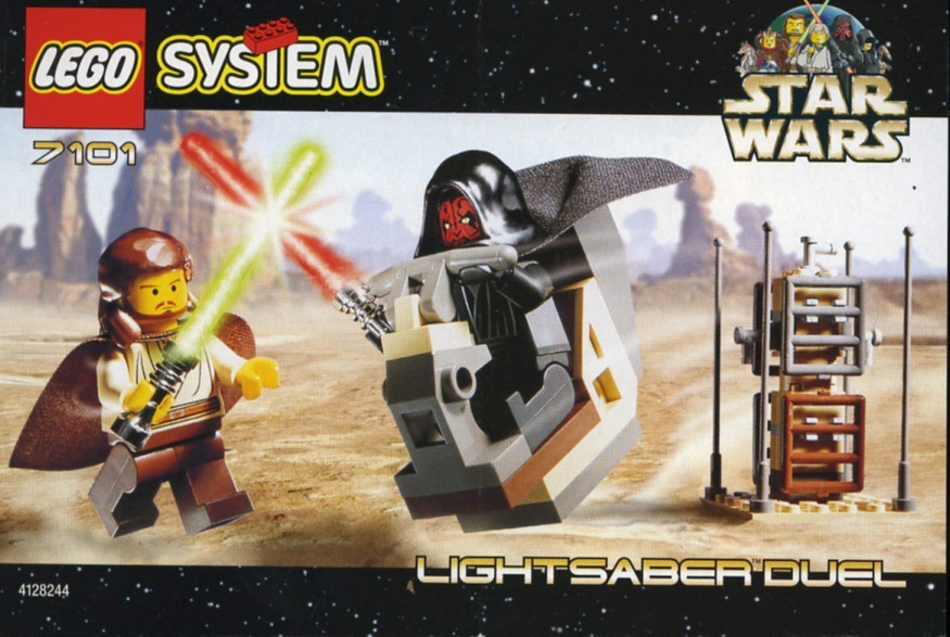 Star Wars 1999 Brickset Lego Set Guide And Database