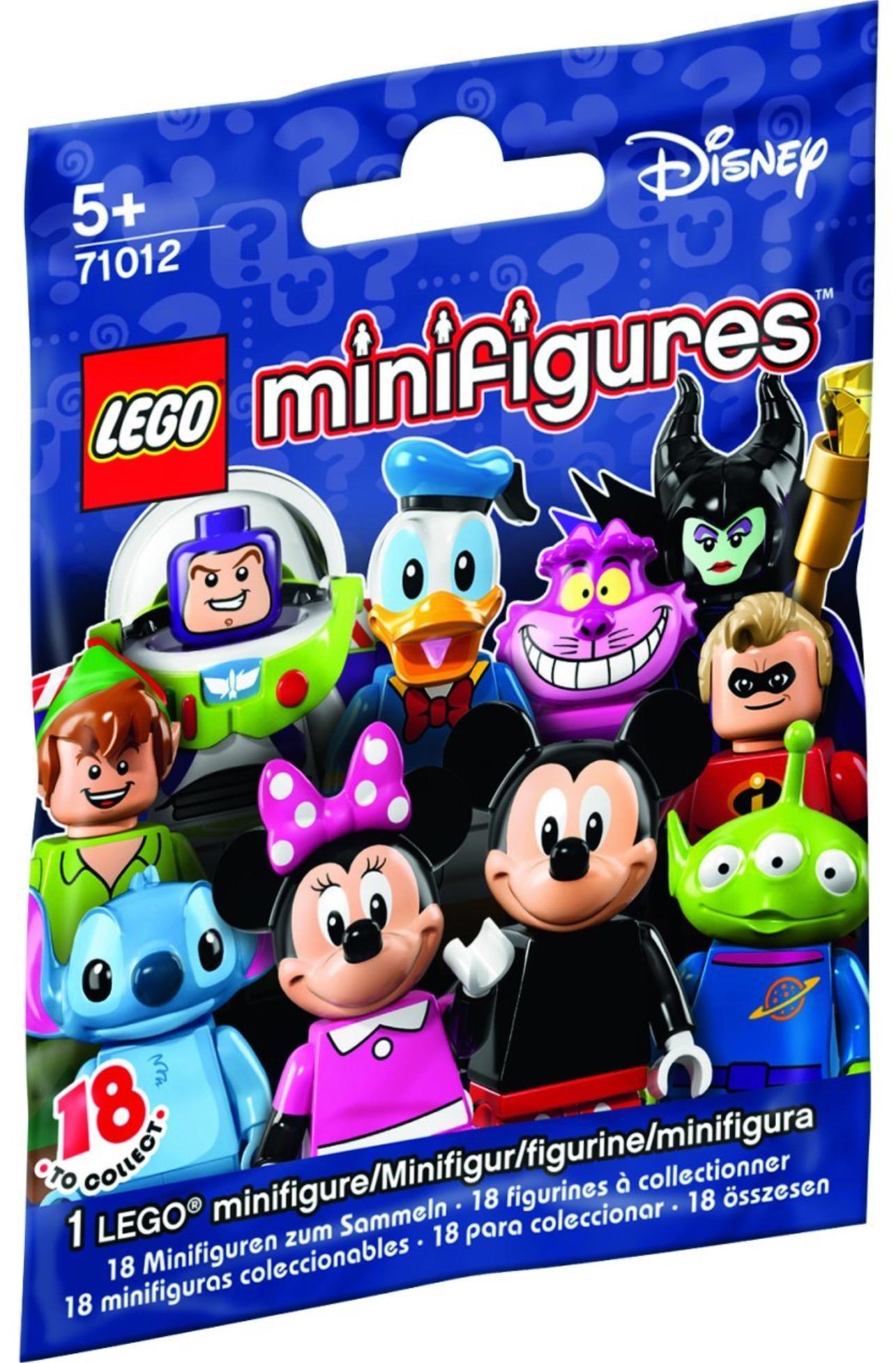 Lego Disney Series 71012 Mini Figure Buzz Lightyear Toy Story