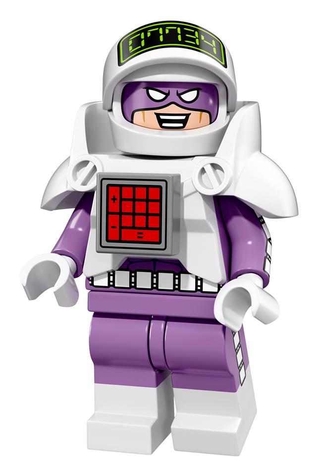 nuovo new King Tut LEGO Minifigures collezione BATMAN MOVIE