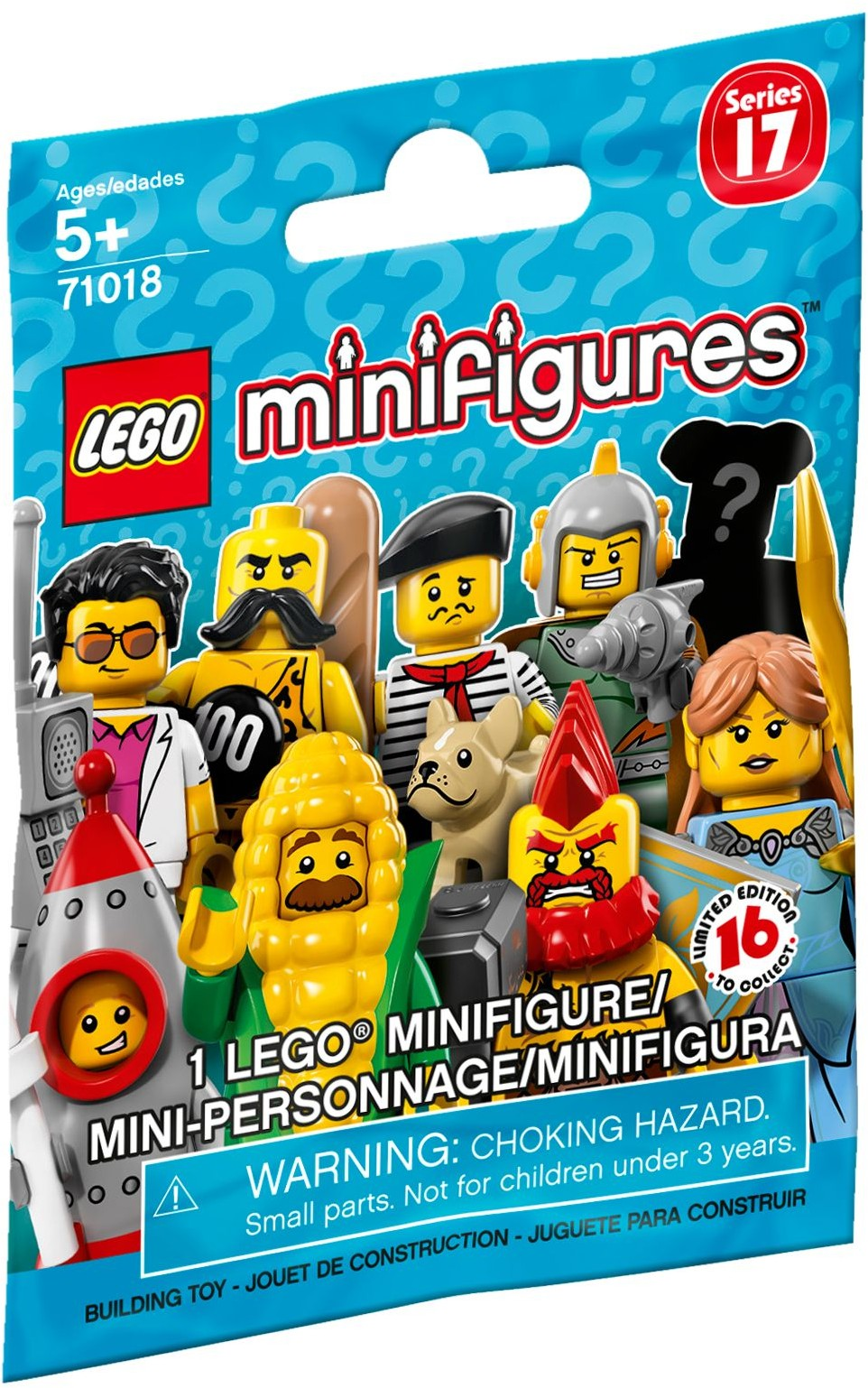 Lego Collectible Minifigure Series 17