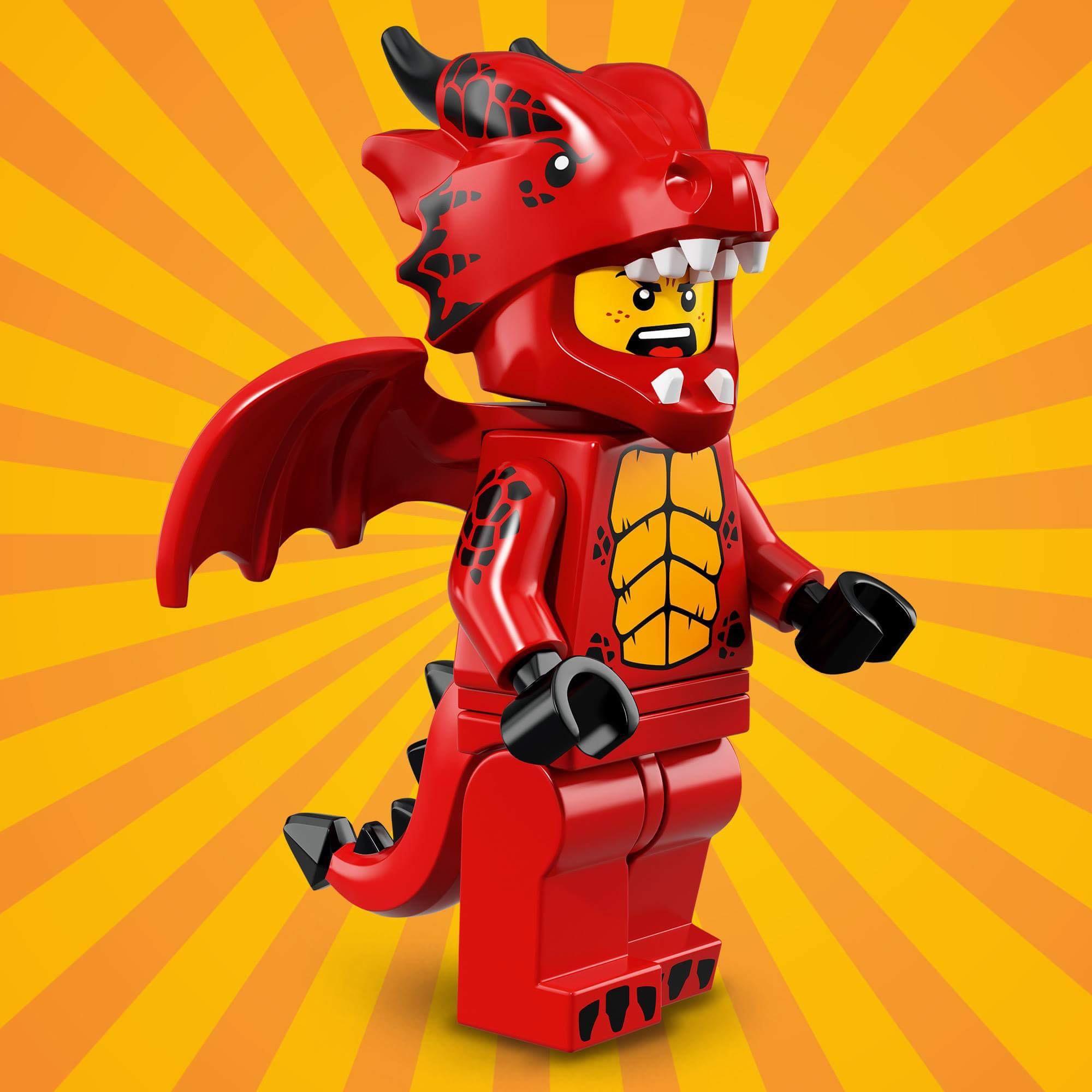 Race Car Suit Costume Guy NEW LEGO MINIFIGURES SERIES 18 71021