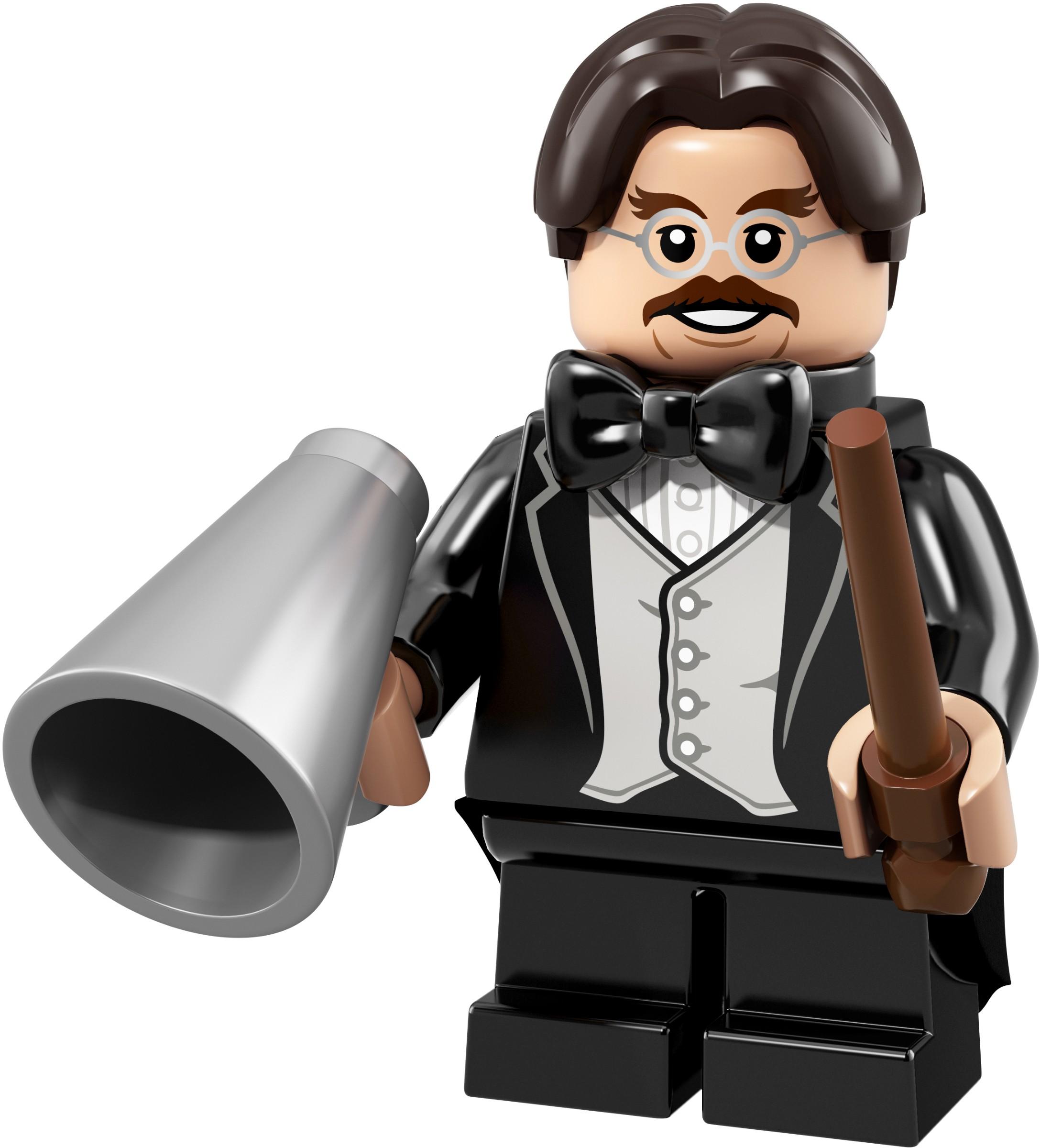 New Lego 71022 Fantastic Beast Harry Potter Sybil Trelawney Minifigure