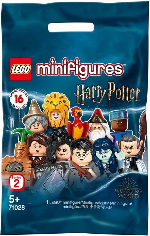 4 x Harry Potter Series 1 Blind Bag Collectable ~ 4 Packs