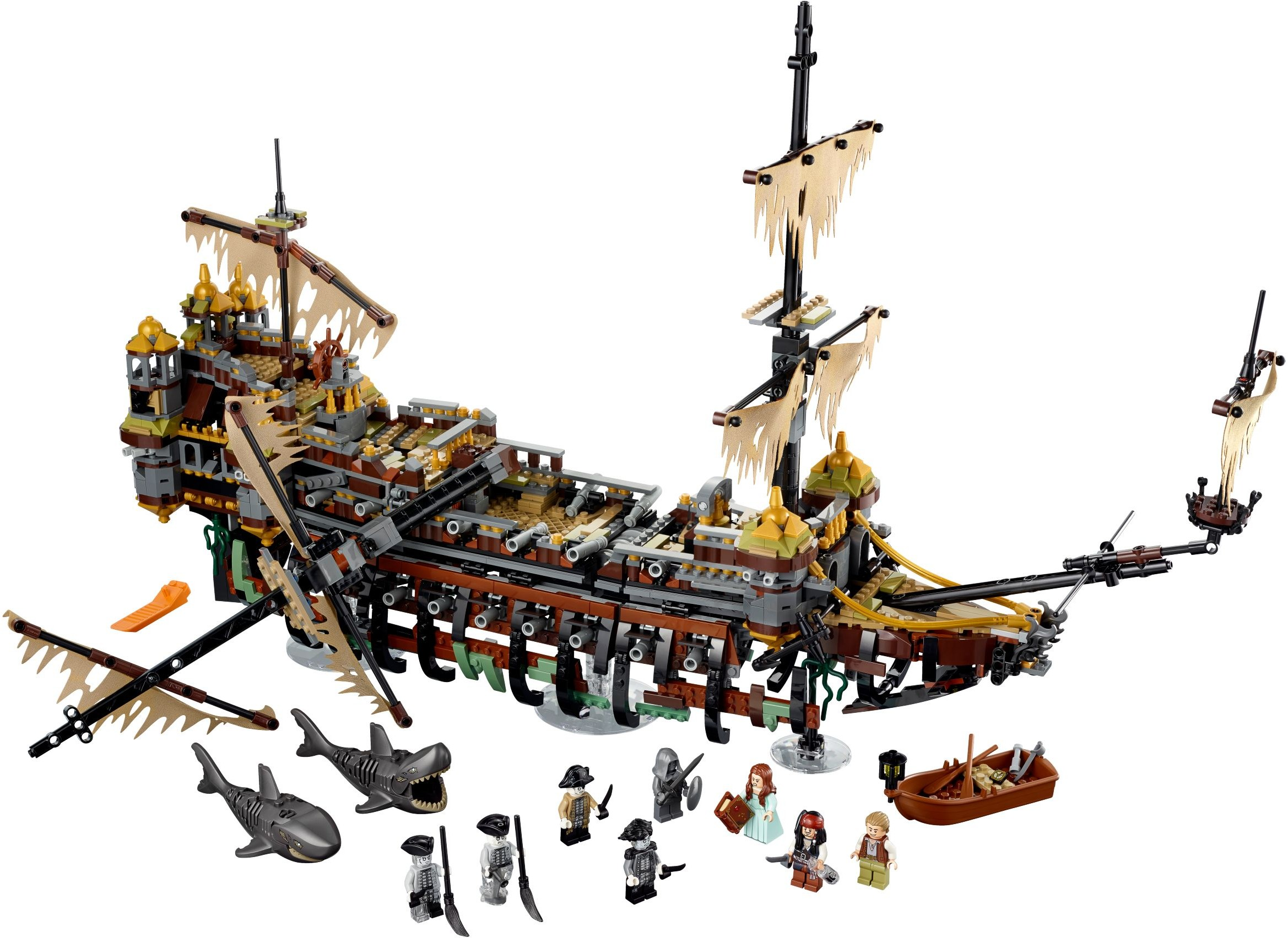 f94f0c50167 Pirates of the Caribbean | Brickset: LEGO set guide and database