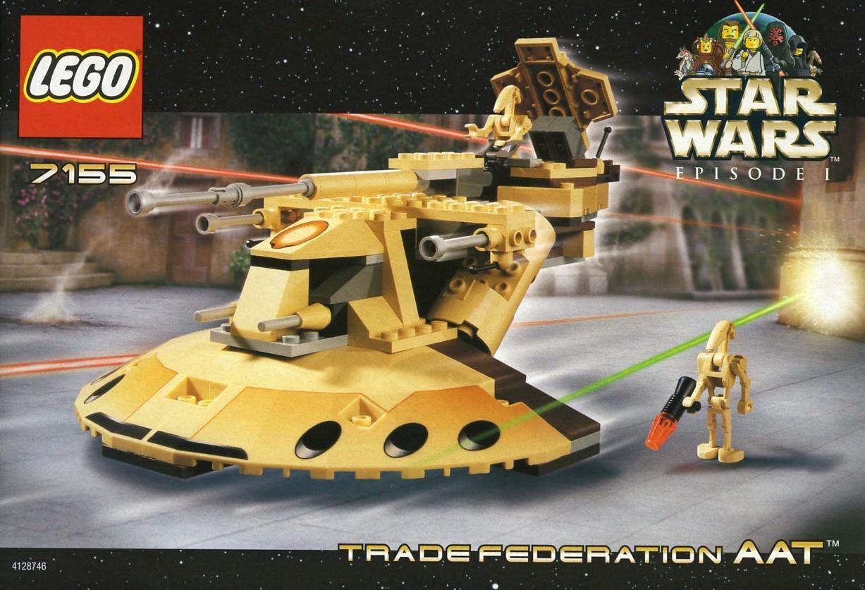 Star Wars | Tagged 'Trade Federation' | Brickset: LEGO set
