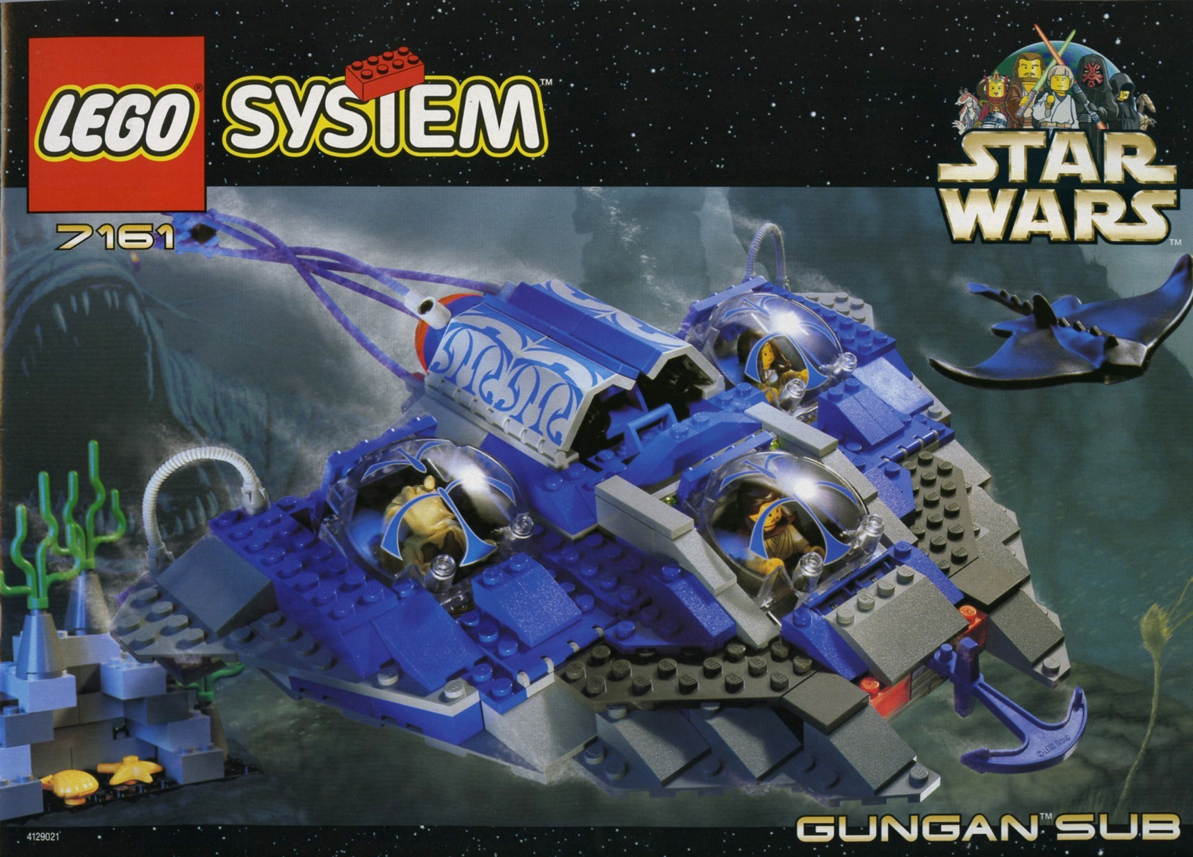 Tagged 'Naboo' | Brickset: LEGO set guide and database