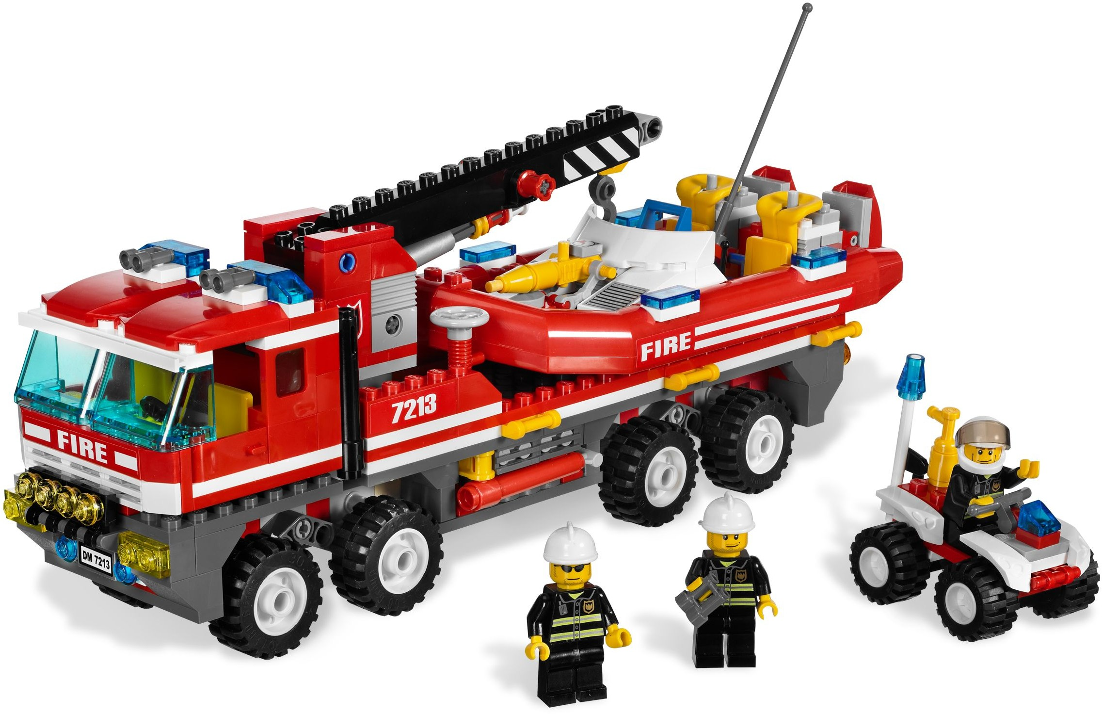City Fire Brickset Lego Set Guide And Database