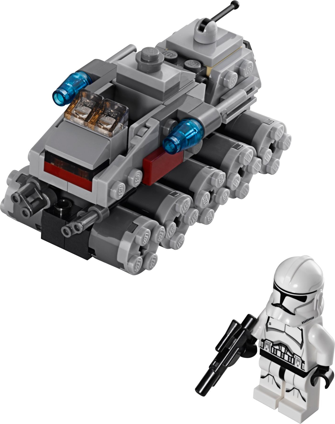 Star Wars Microfighters Brickset Lego Set Guide And Database