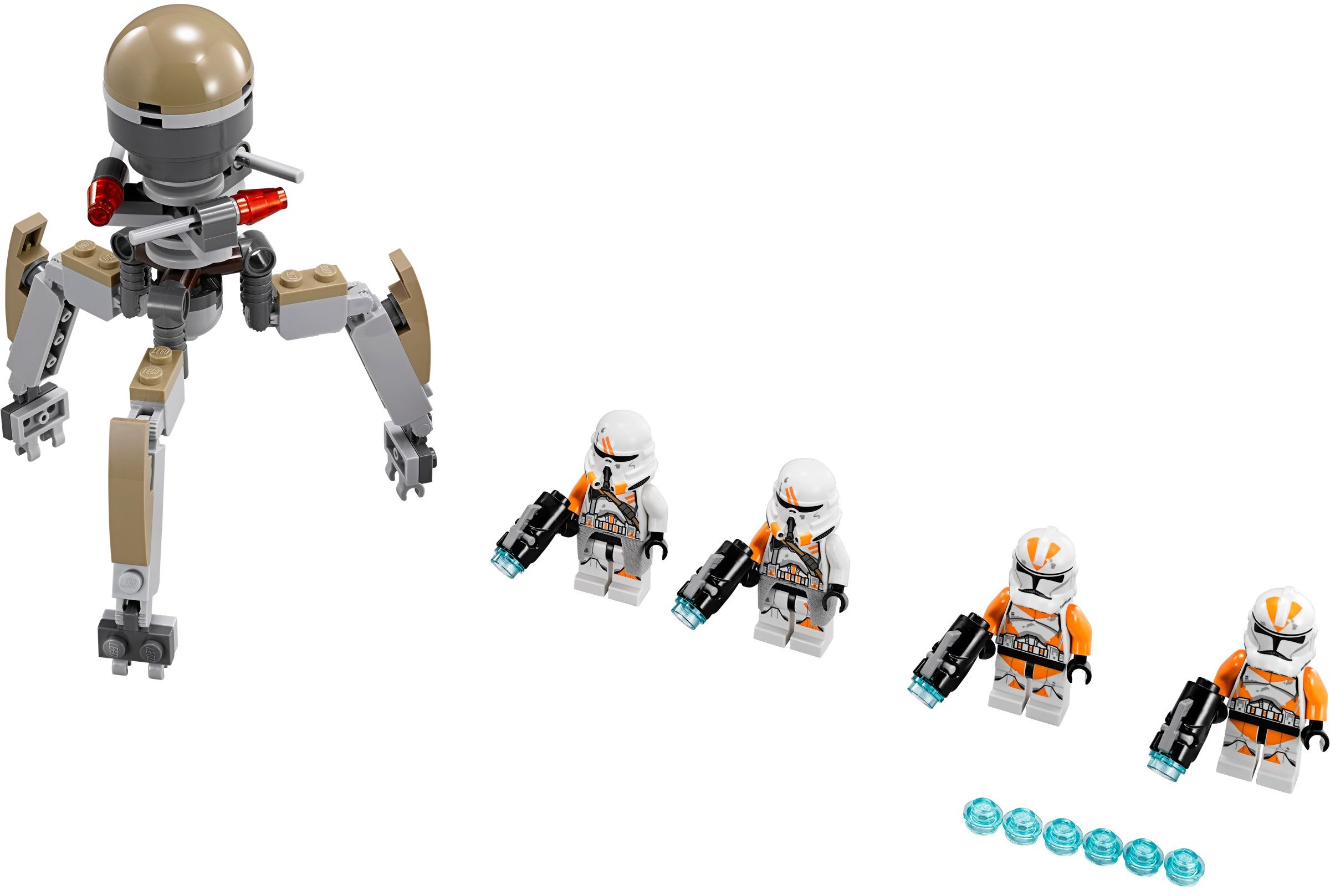 Star Wars Tagged Battle Pack Brickset Lego Set Guide And Database