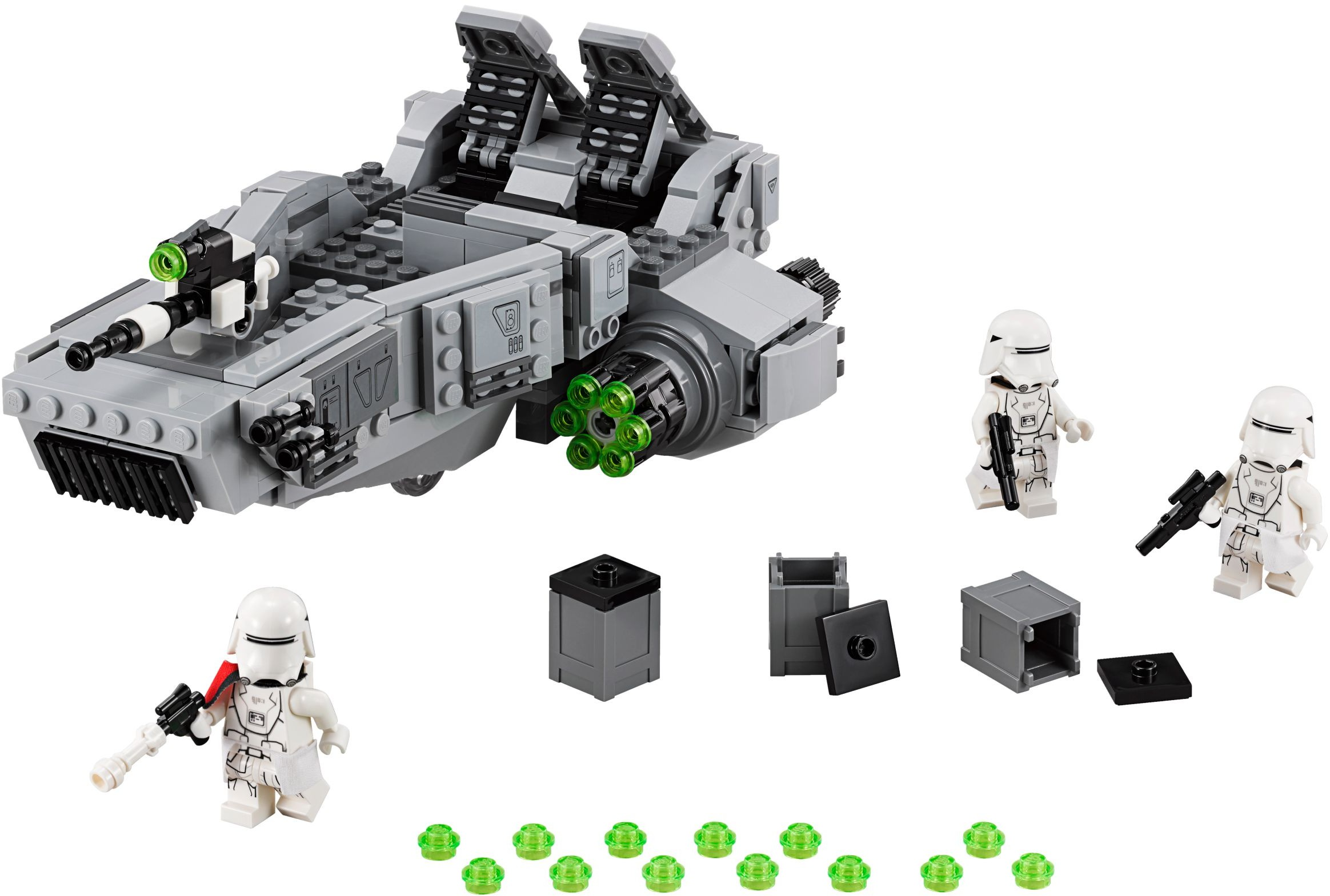 Star Wars Lego Toys : Star wars the force awakens how do sets compare to