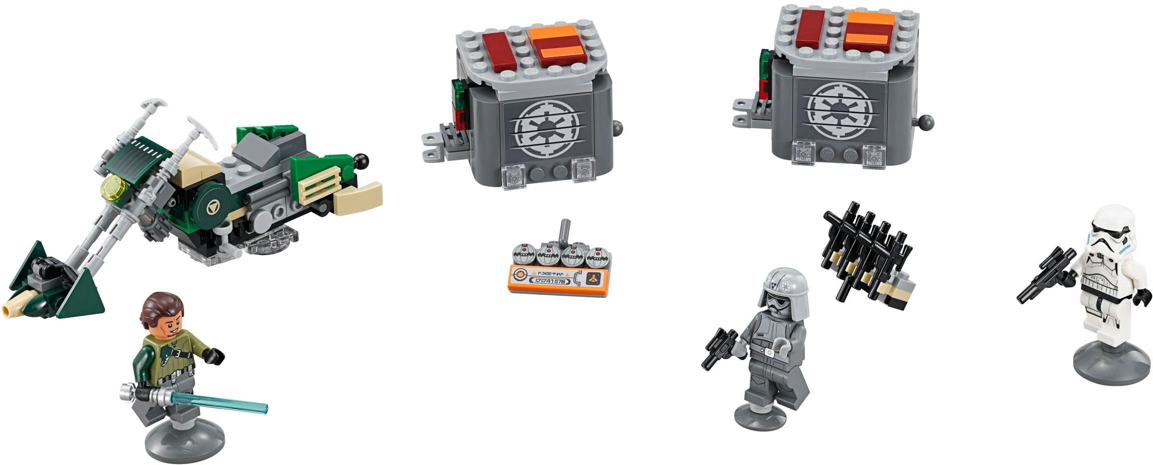 Star Wars Tagged Stormtrooper Brickset Lego Set Guide And