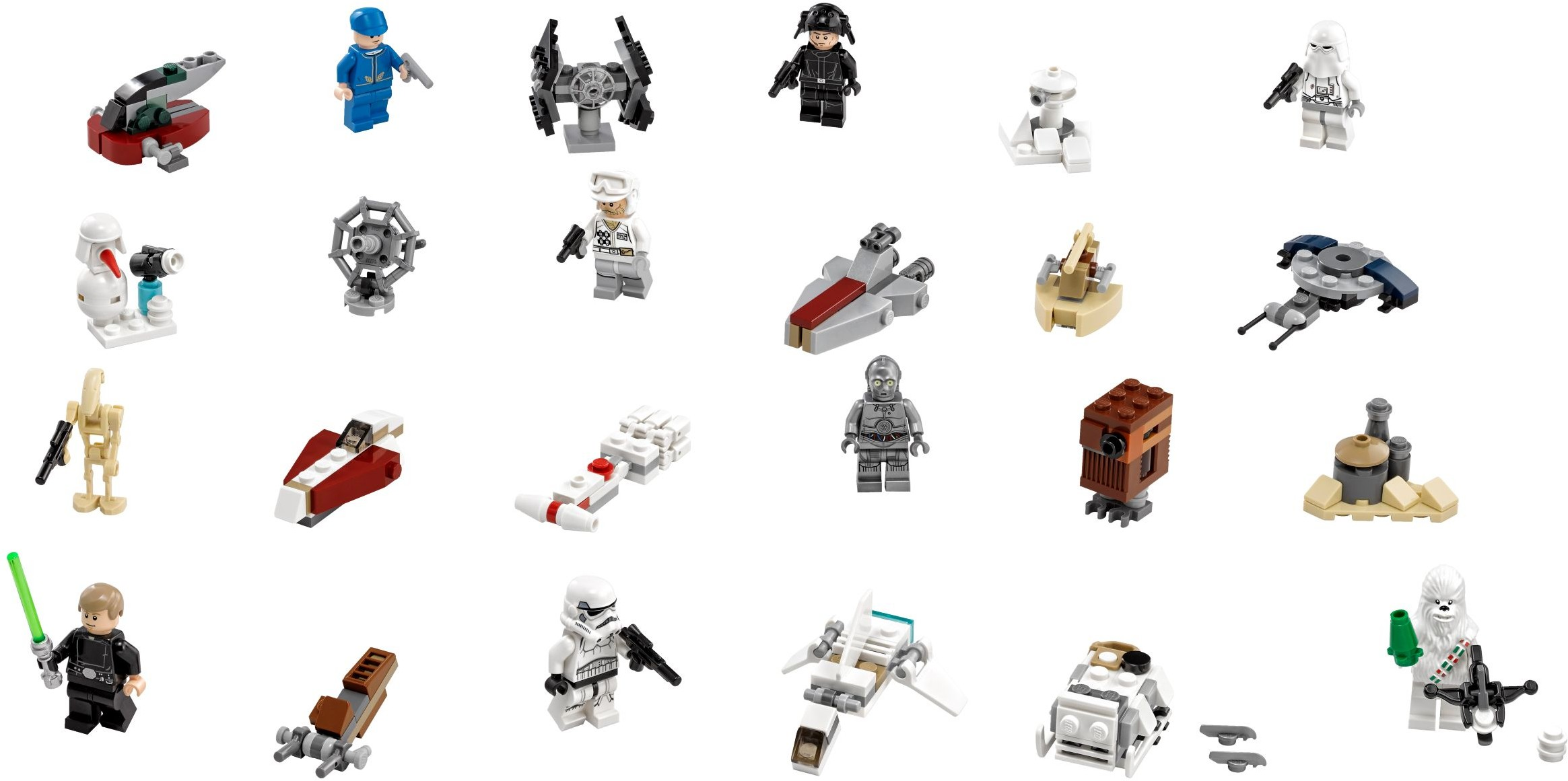 New Star Wars Lego Minifig - set 75097 LIN Demolitionmech Droid sw0681