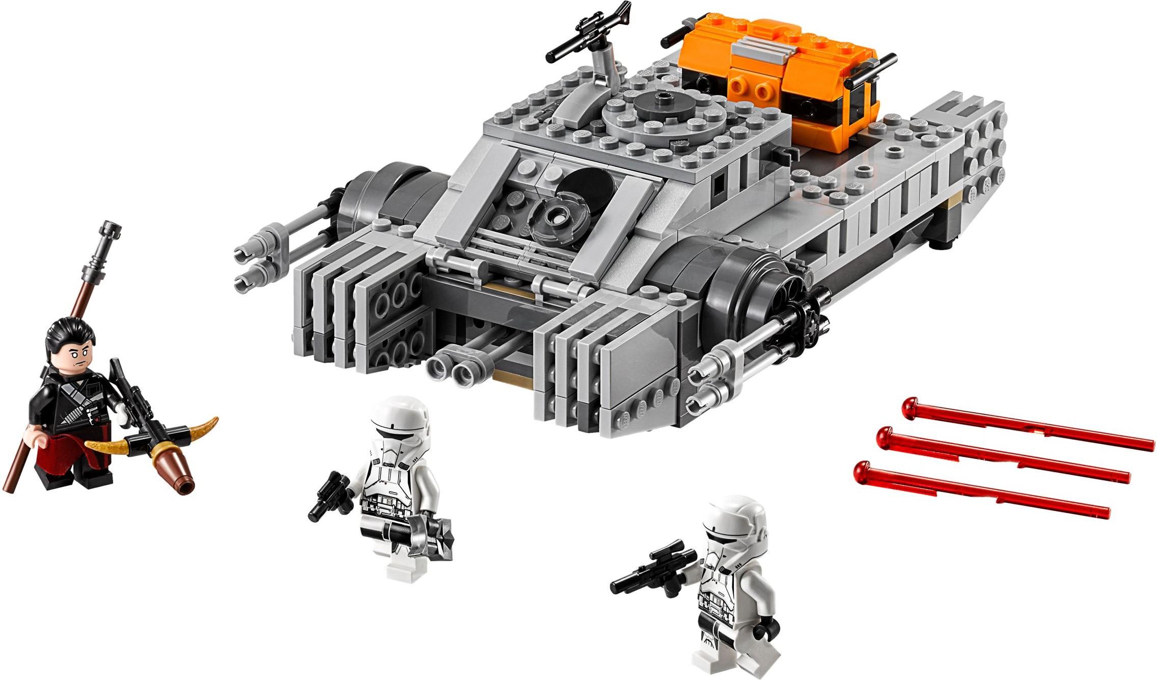Rogue One sets revealed Brickset LEGO set guide and database
