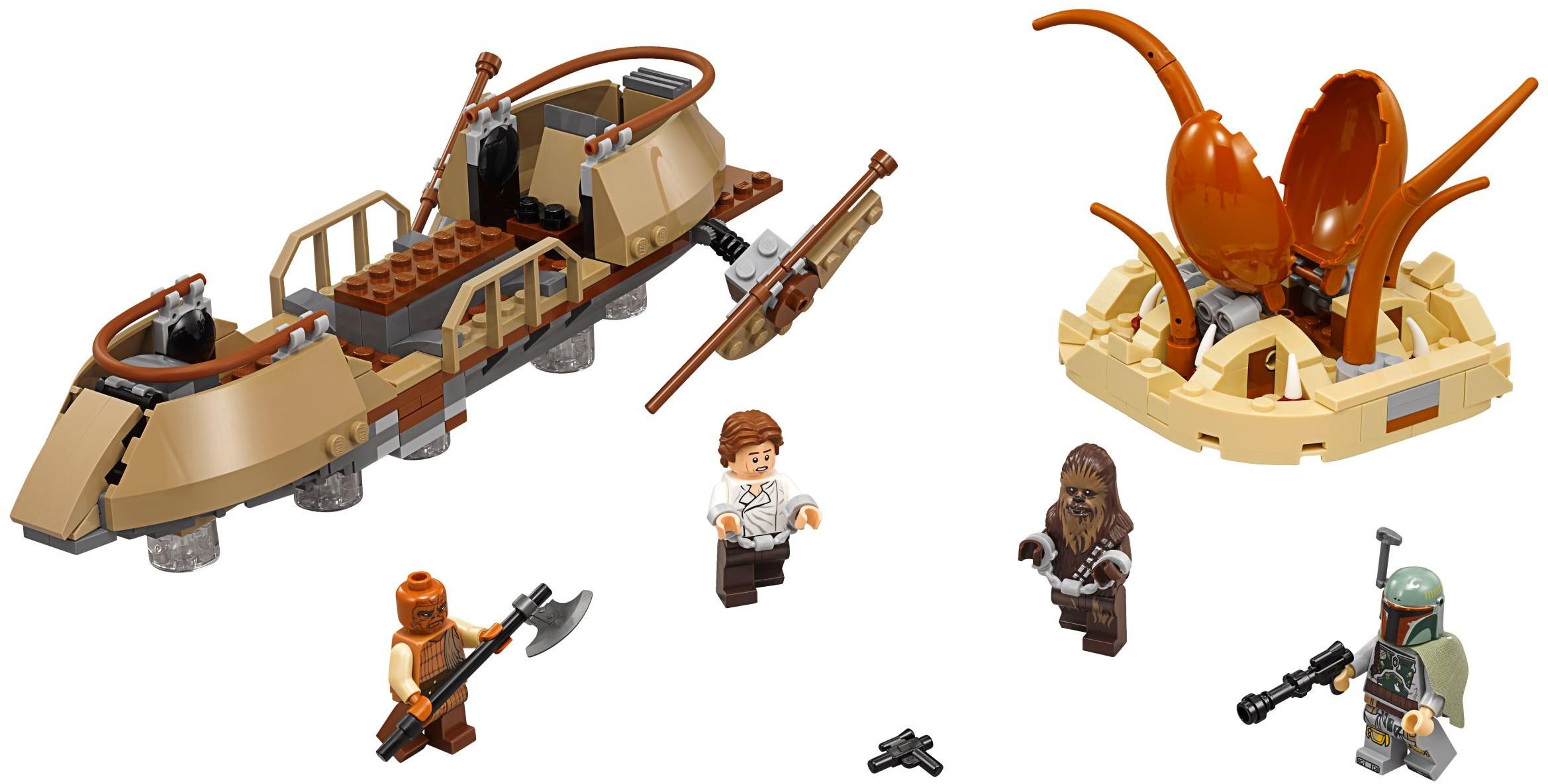 Star Wars Tagged Bounty Hunters Brickset Lego Set Guide And