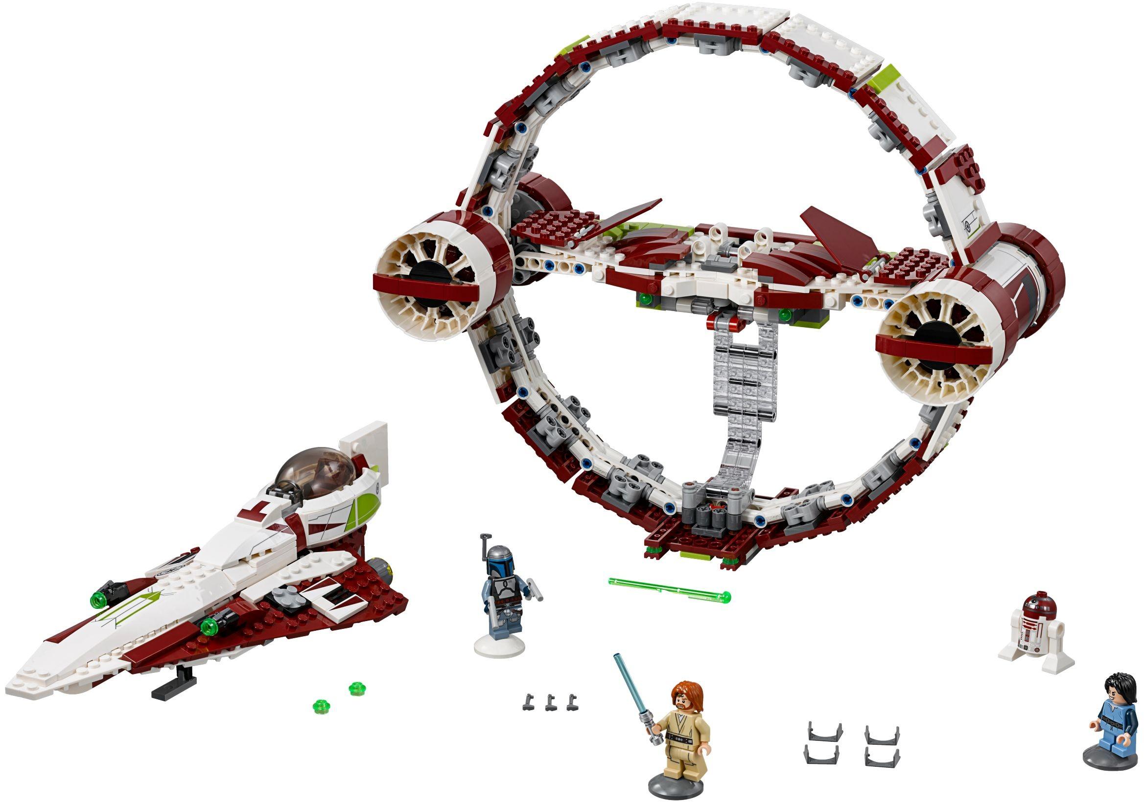 Star Wars | Episode II | Brickset: LEGO set guide and database
