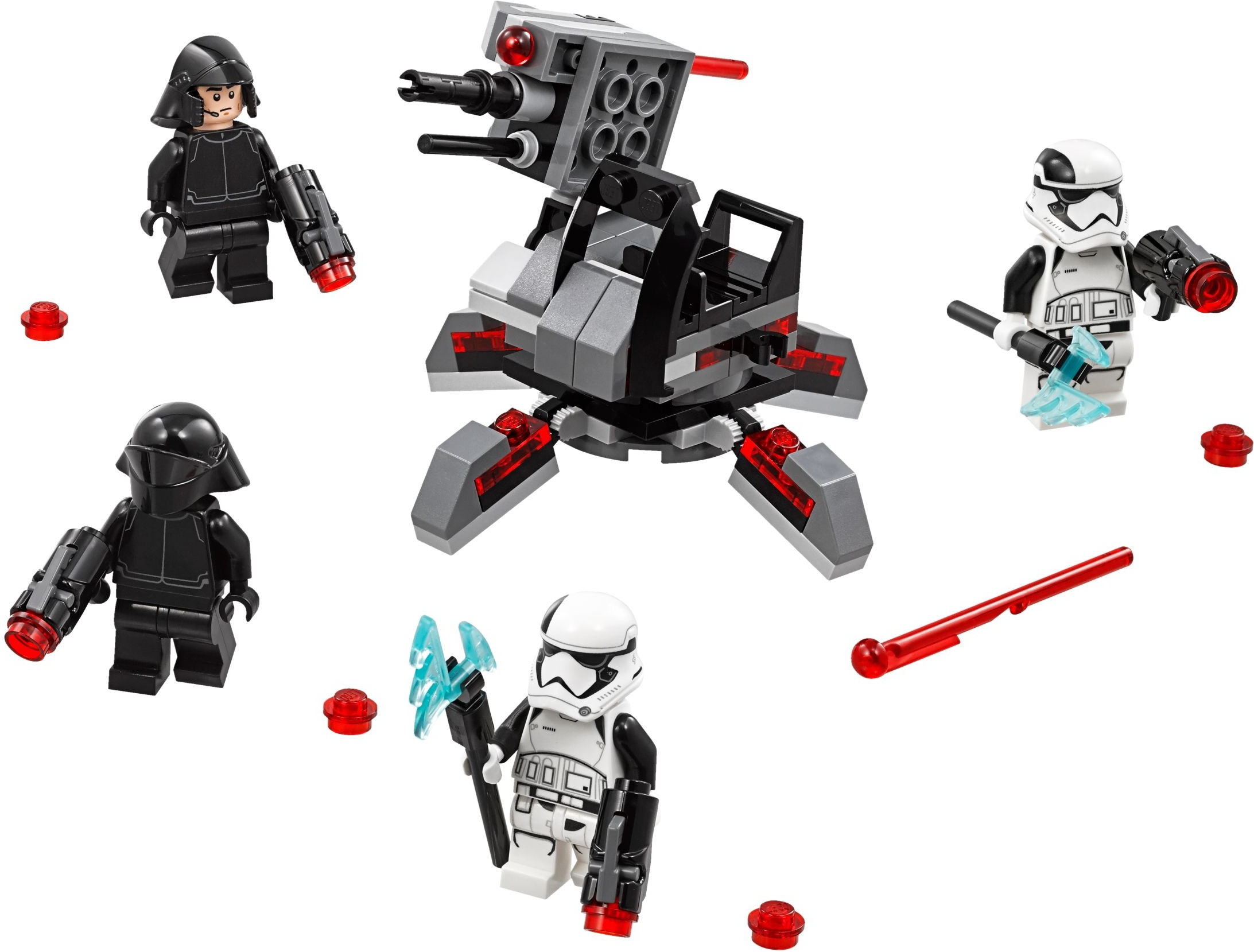 lego star wars set instructions
