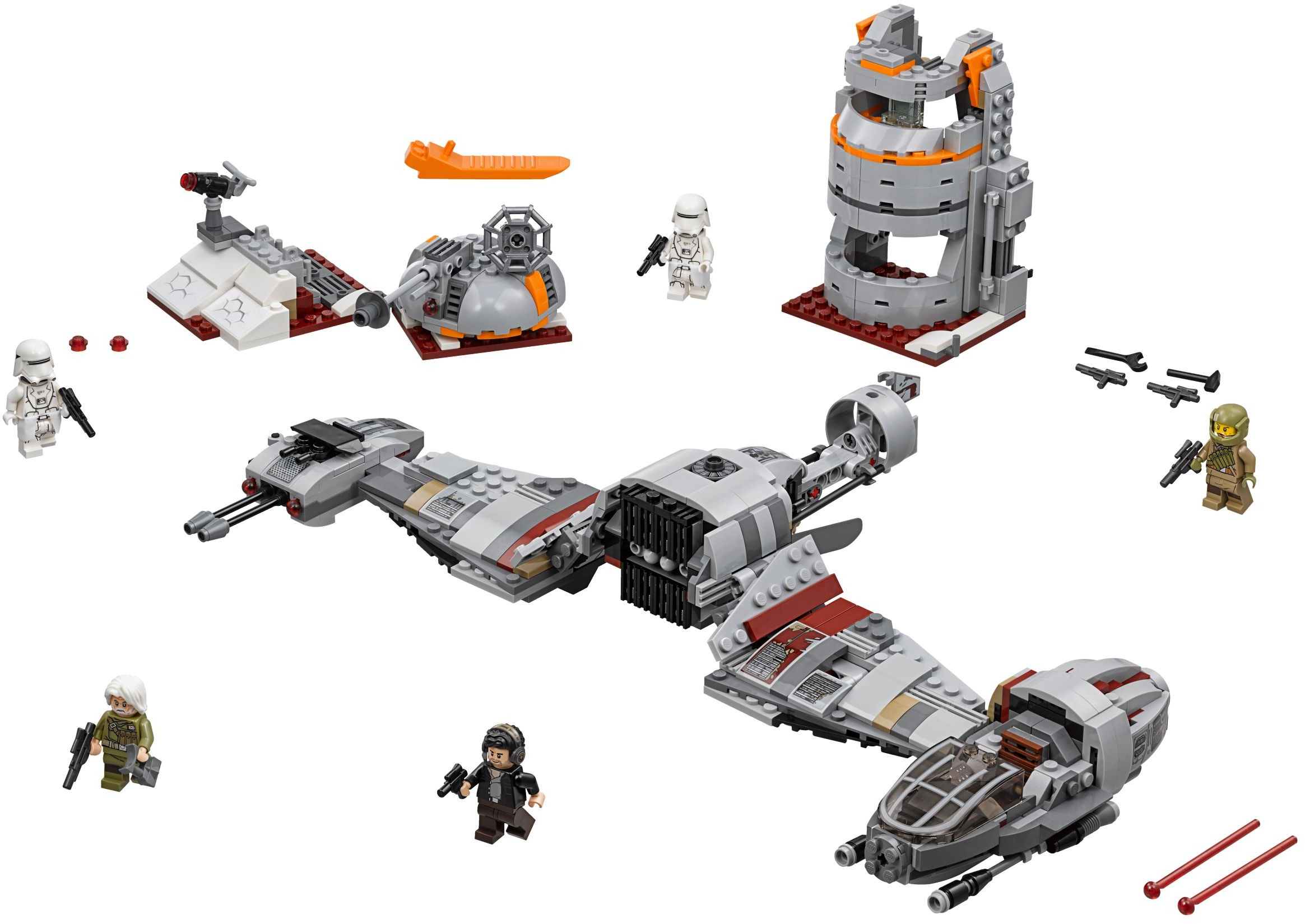 Star Wars   The Last Jedi   Brickset: LEGO set guide and database