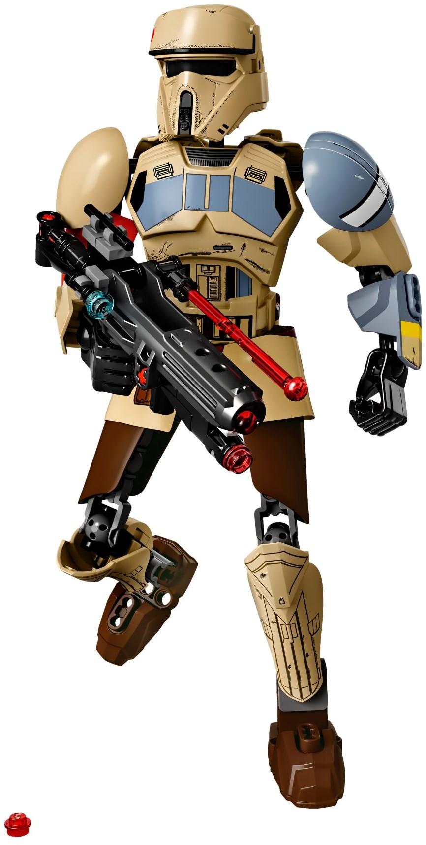 Star wars buildable figures brickset lego set guide - Lego star warse ...