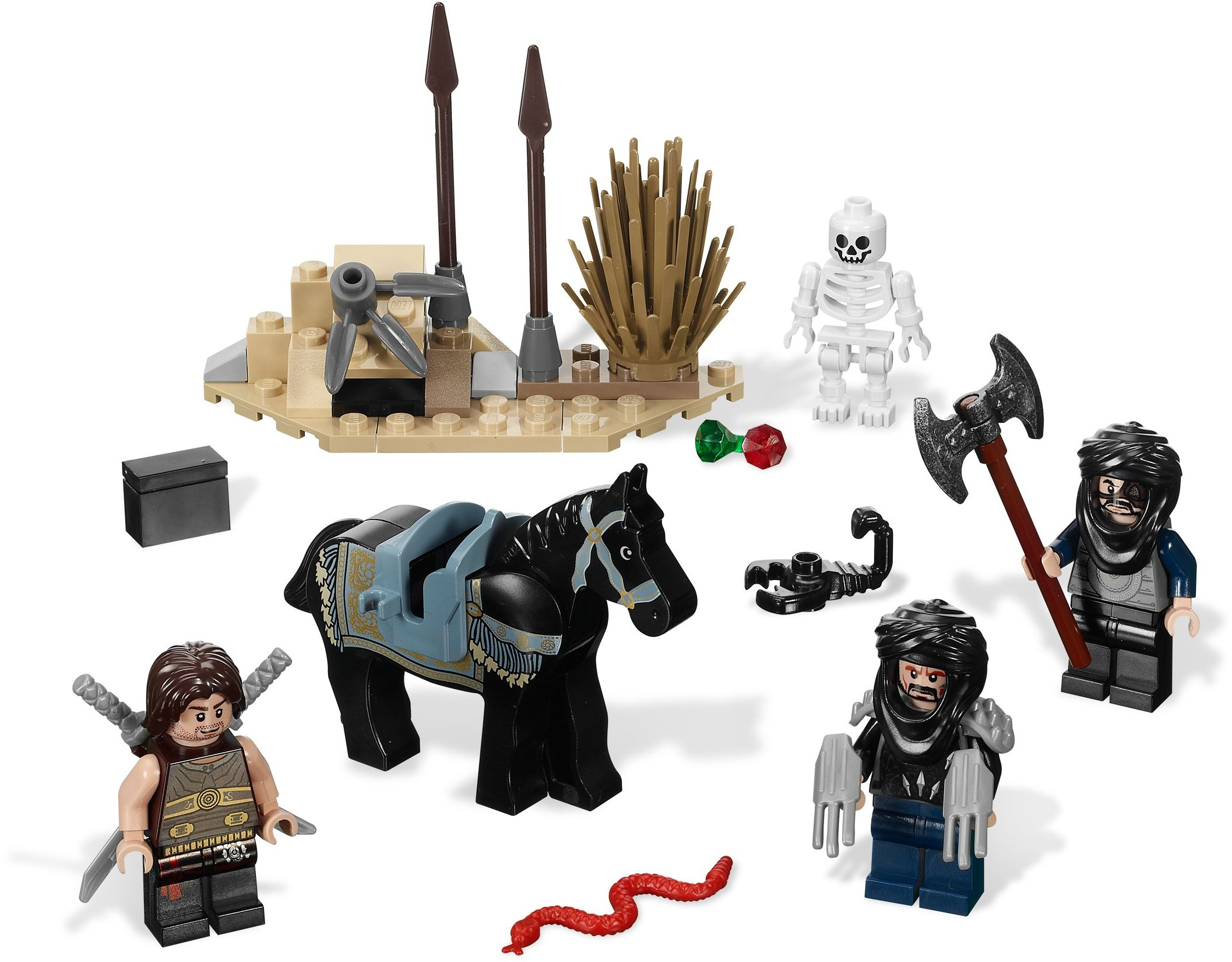 prince of persia | brickset: lego set guide and database