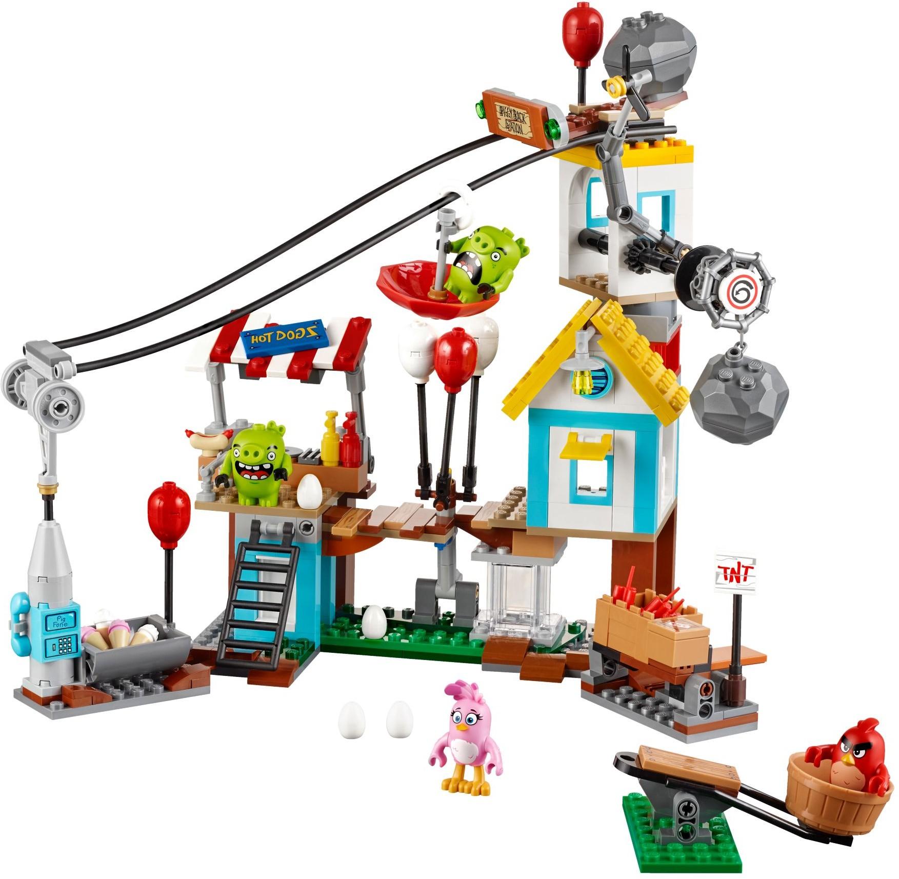 The Angry Birds Movie Brickset Lego Set Guide And Database
