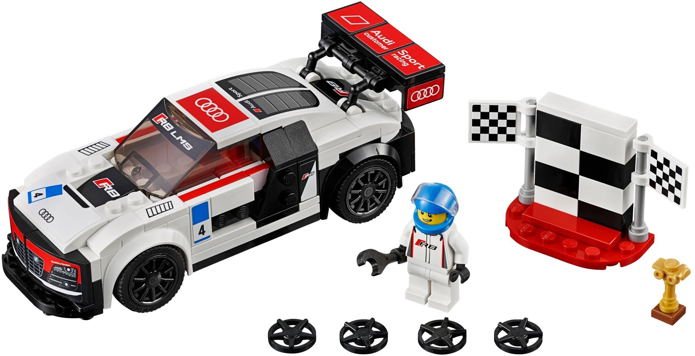 Speed Champions Audi Brickset Lego Set Guide And Database