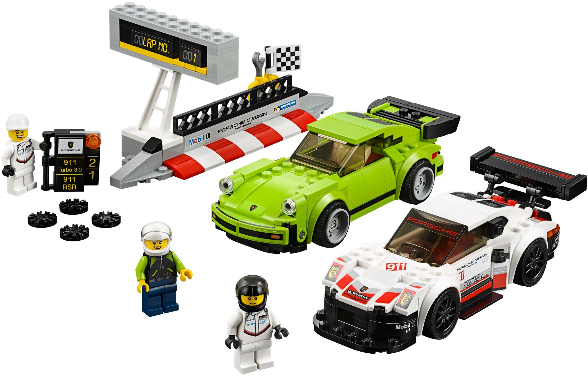 speed champions 2018 brickset lego set guide and database. Black Bedroom Furniture Sets. Home Design Ideas