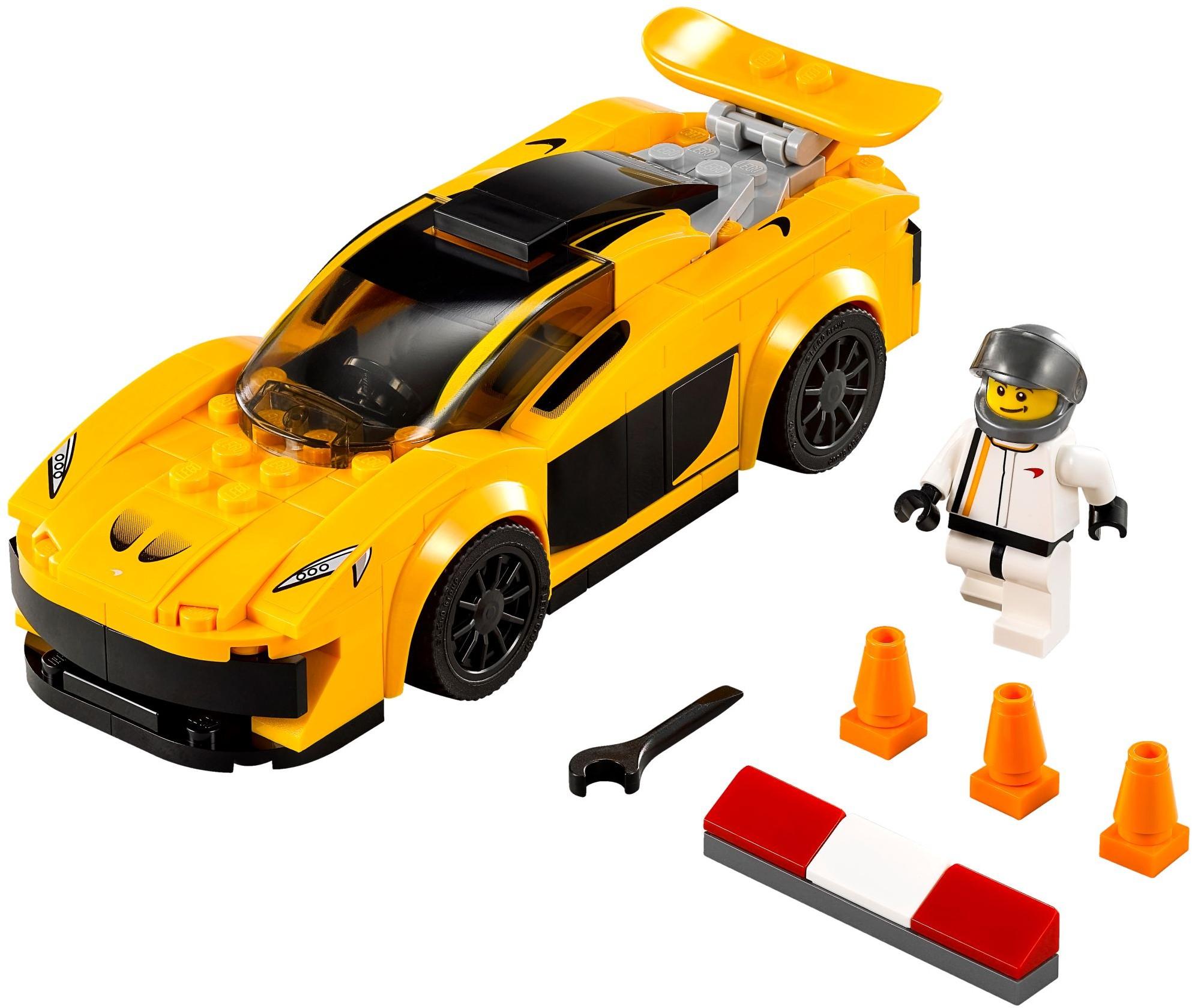 75909-1 Mesmerizing Porsche 918 Spyder Lego Review Cars Trend