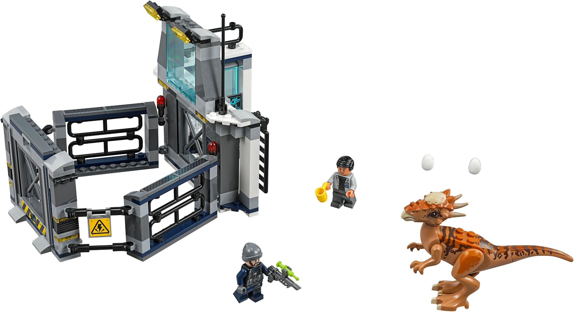 Jurassic World 2018 Brickset Lego Set Guide And Database