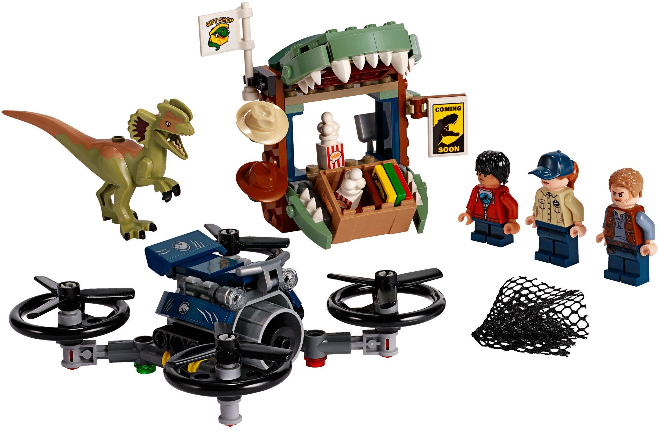 Jurassic World | 2019 | Brickset: LEGO set guide and database