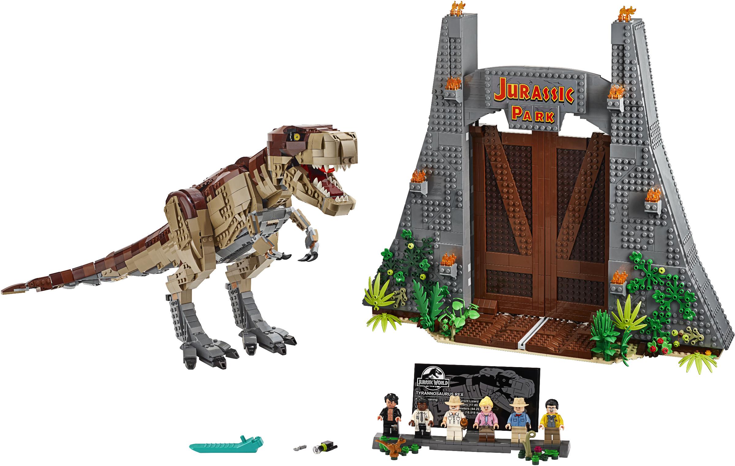 Jurassic World Brickset Lego Set Guide And Database