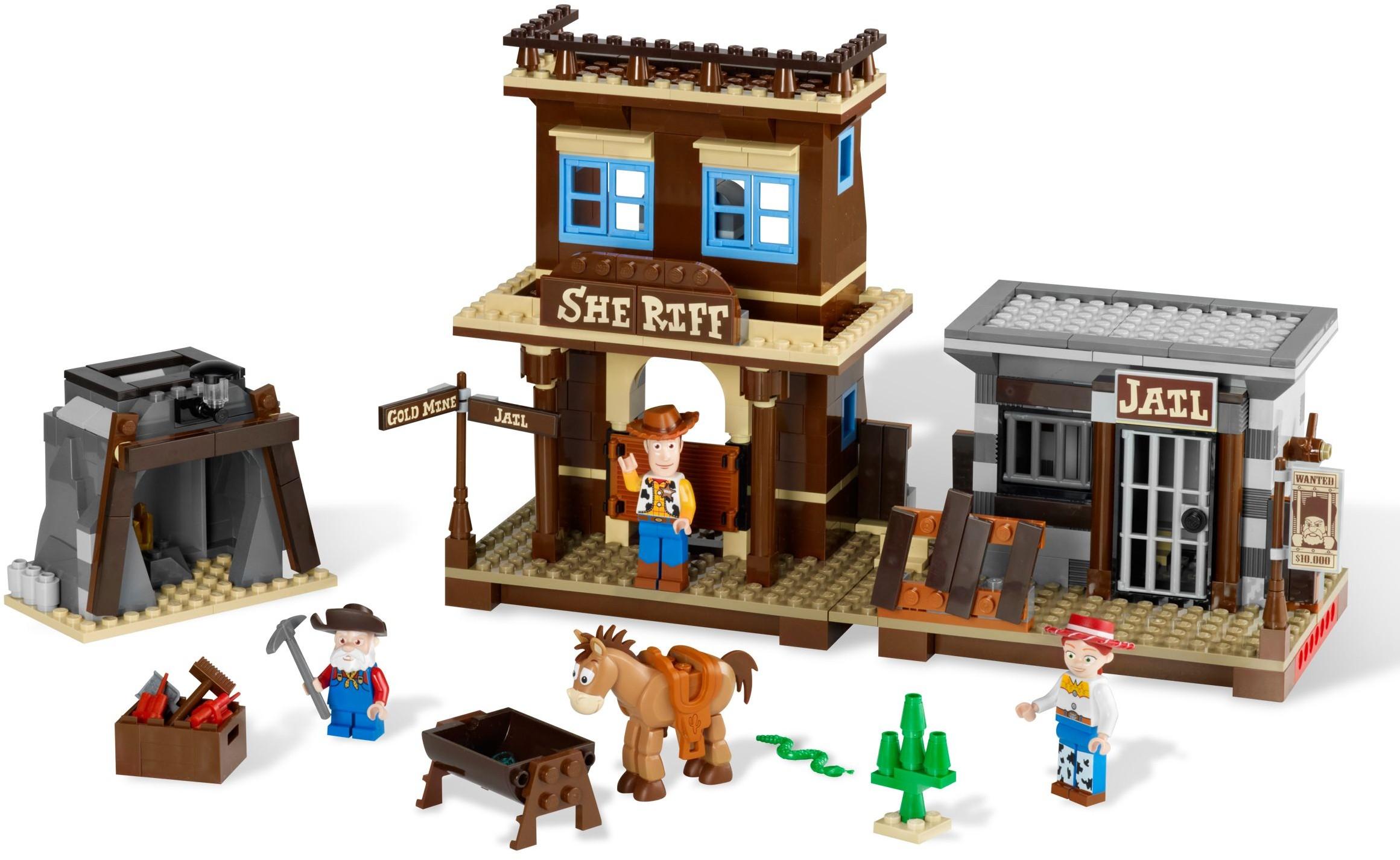 Toy Story Brickset Lego Set Guide And Database