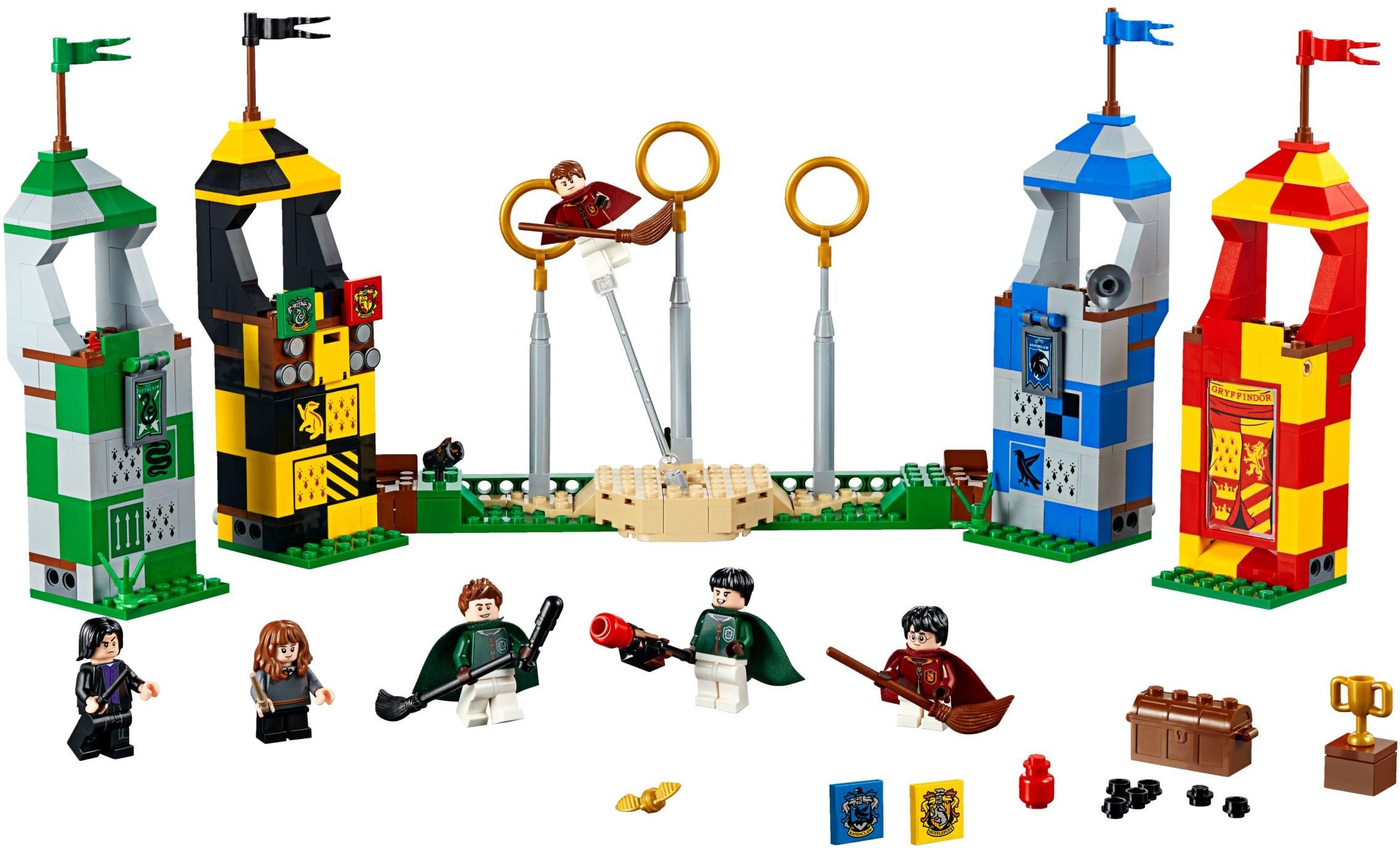 ab6ac9c5a Quidditch Match. 75956-1 Harry Potter ...