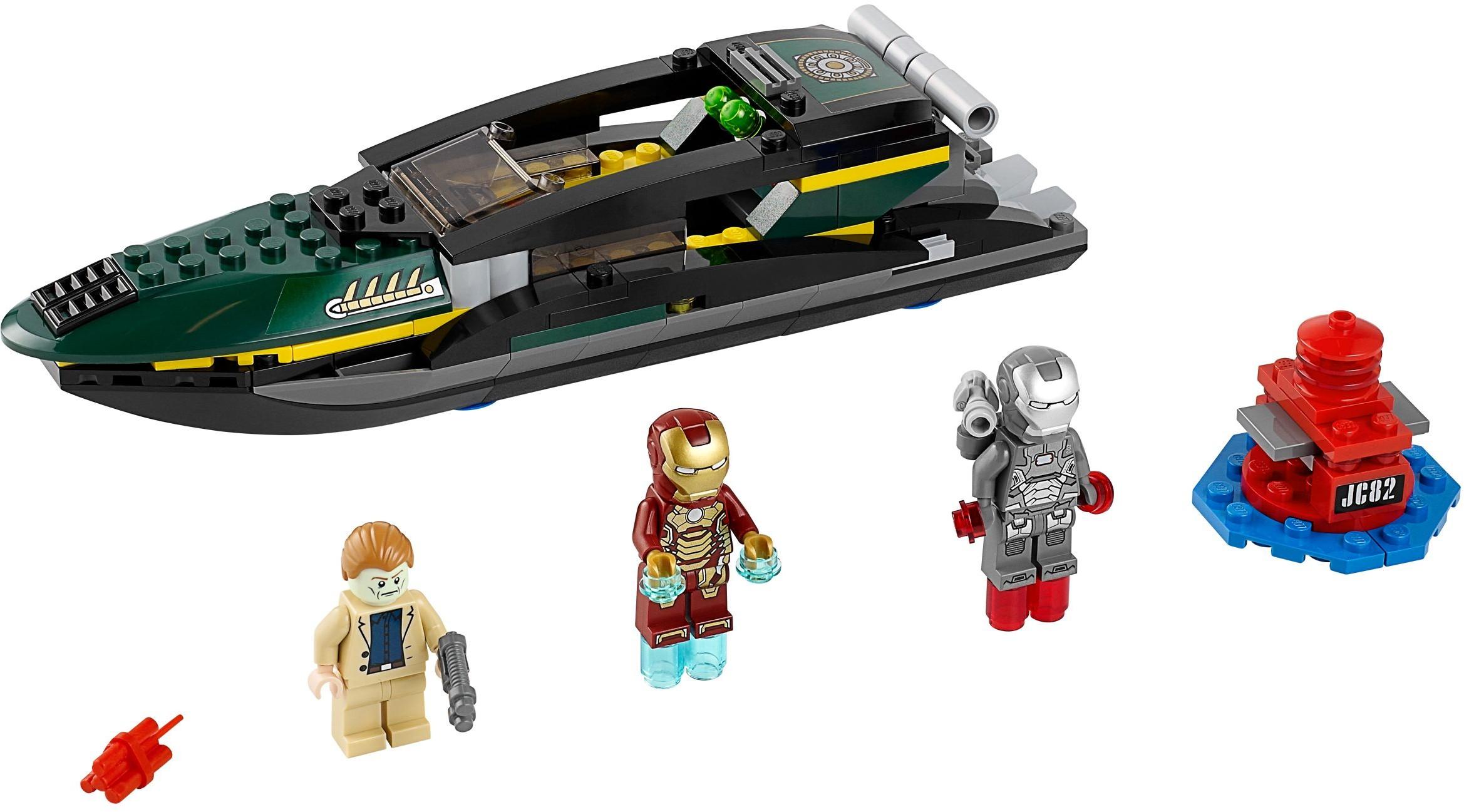 Marvel Super Heroes | Iron Man 3 | Brickset: LEGO set guide and database