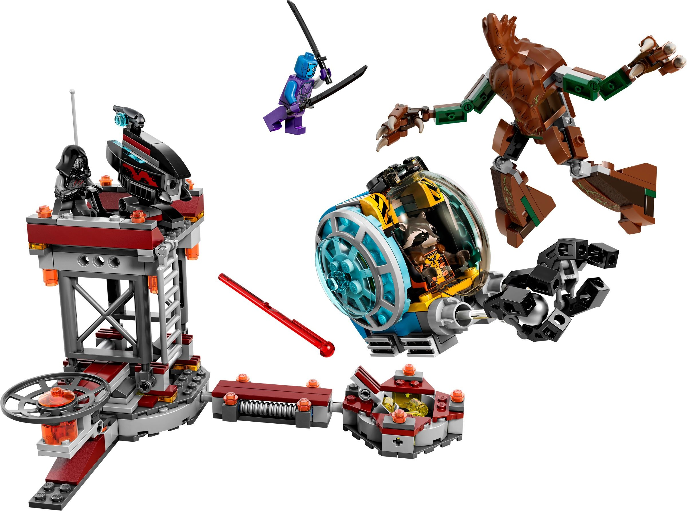 Tagged Guardians Of The Galaxy  Brickset LEGO set guide and