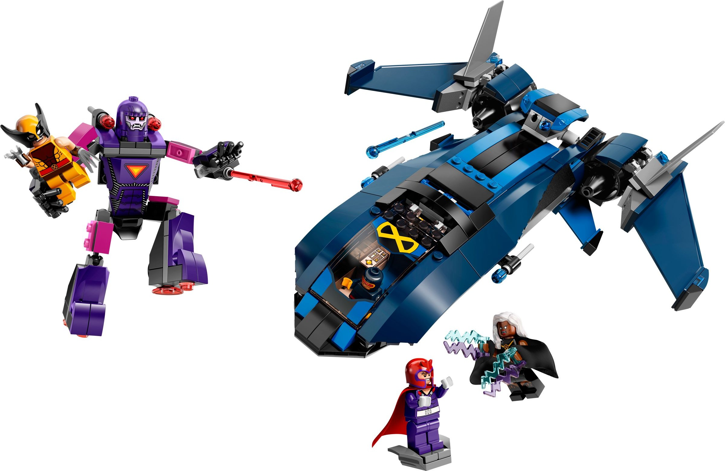 Tagged X Men Brickset Lego Set Guide And Database