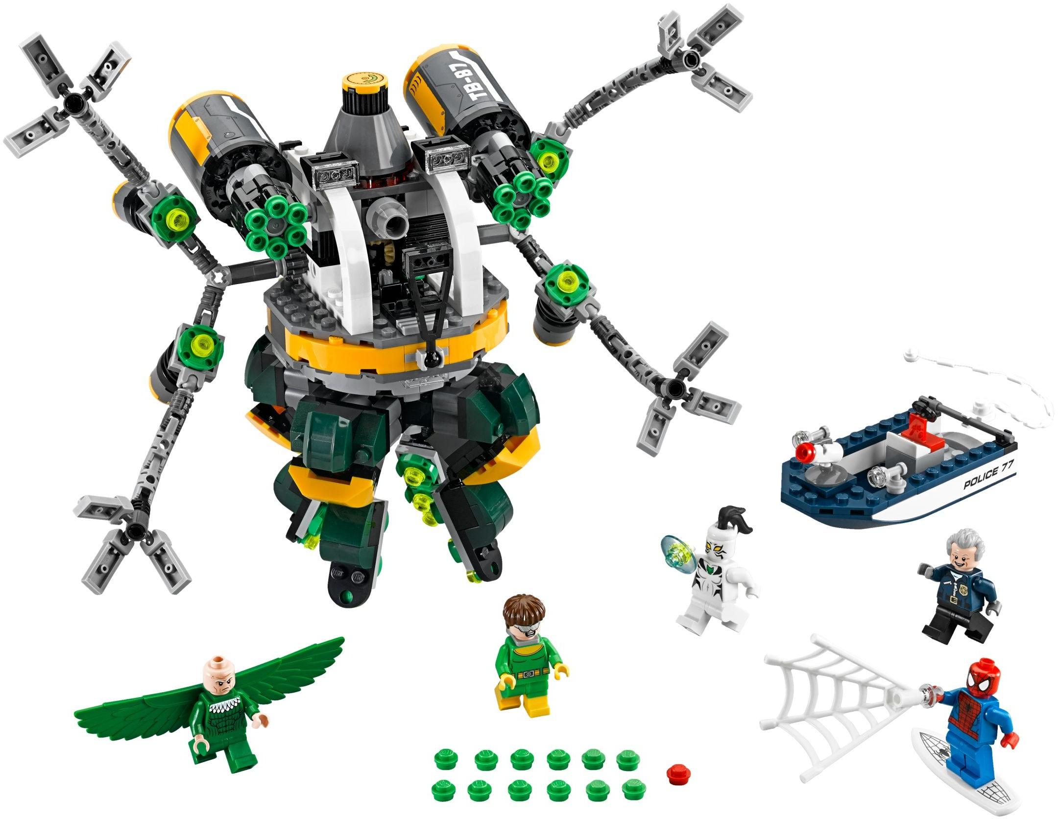 Lego Spiderman Malvorlagen Star Wars 1 Lego Spiderman: Brickset: LEGO Set Guide And