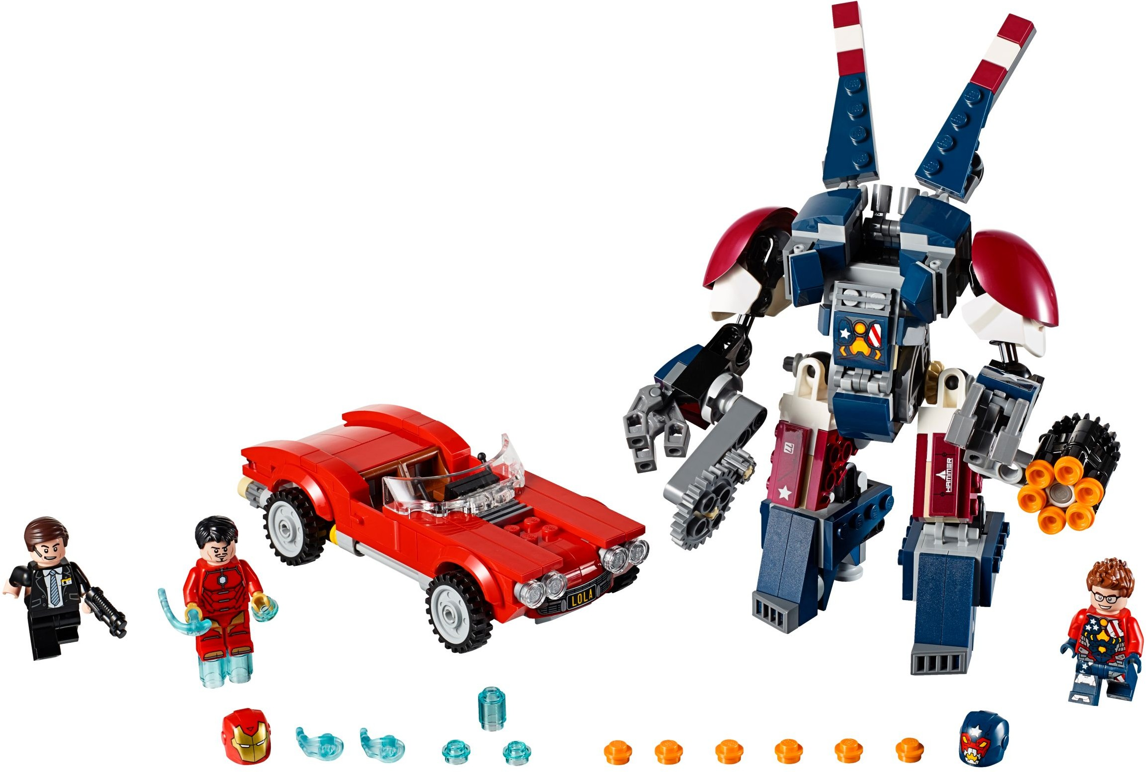 marvel lego new sets