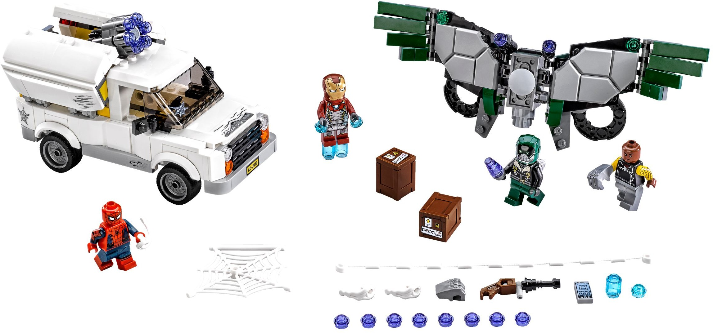 Marvel Super Heroes | 2017 | Brickset: LEGO set guide and ...