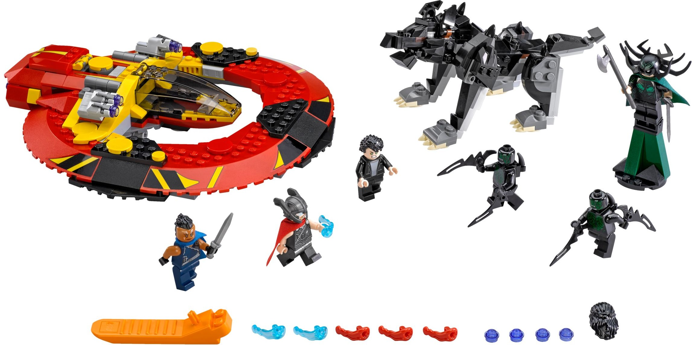 Thor:Ragnarok first images | Brickset: LEGO set guide and ...