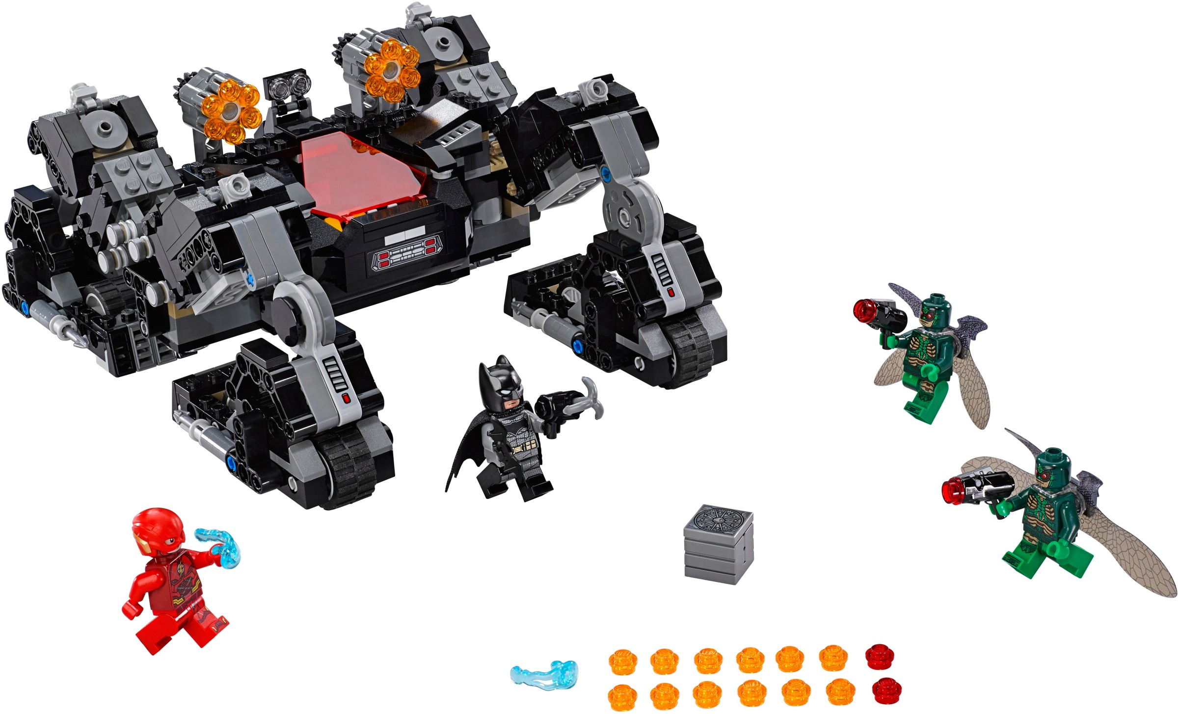 Dc Comics Super Heroes 2017 Brickset Lego Set Guide And Database