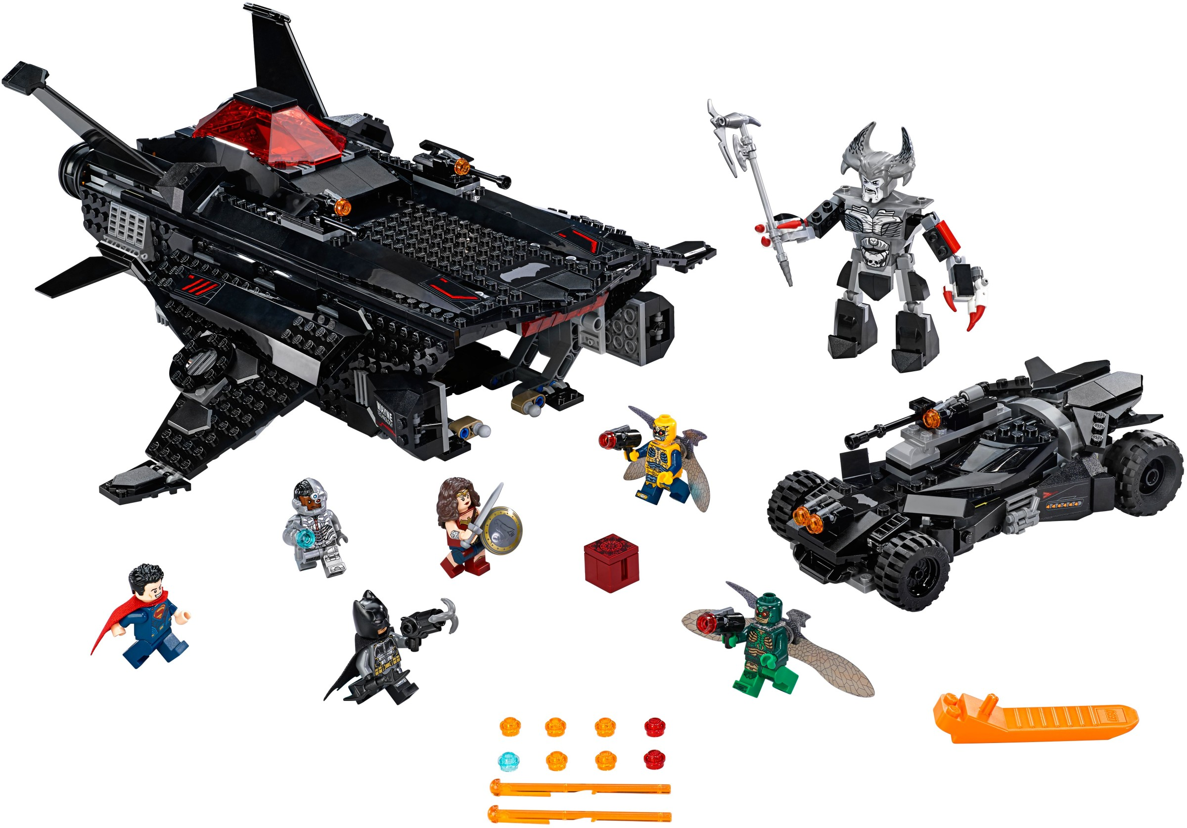 Tagged 'Justice League' | 2017 | Brickset: LEGO set guide ...