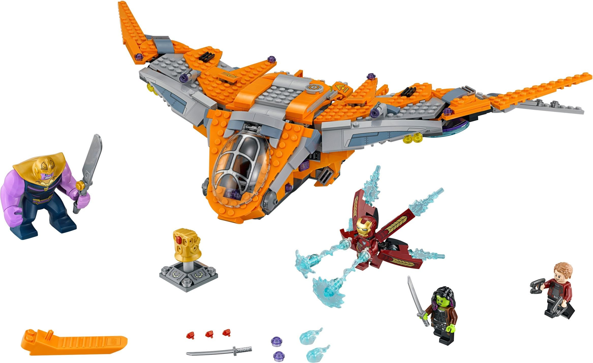 lego guardians of the galaxy instructions