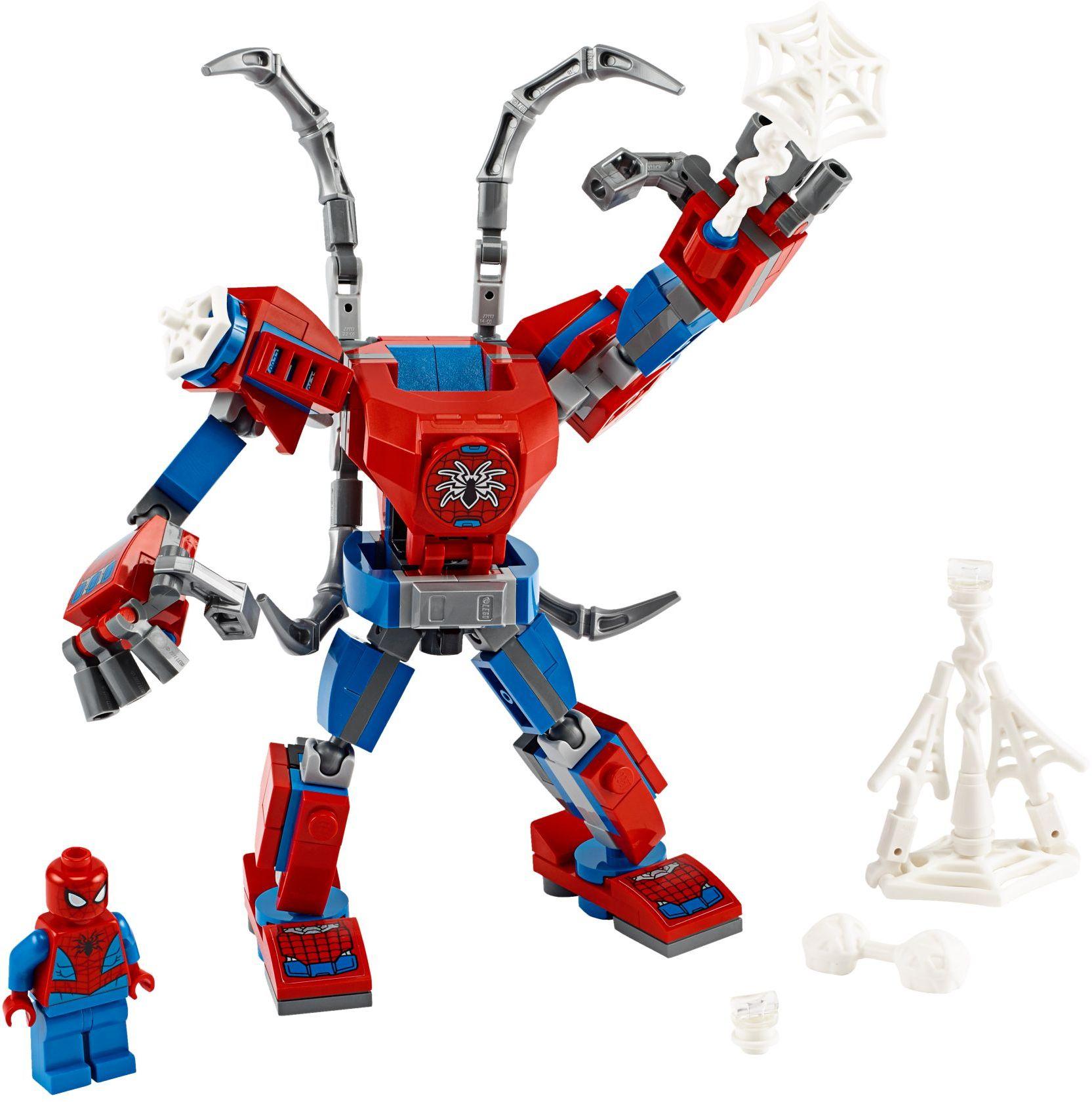Mysterio LEGO® Super Heroes 76149 sh620 Minifigs